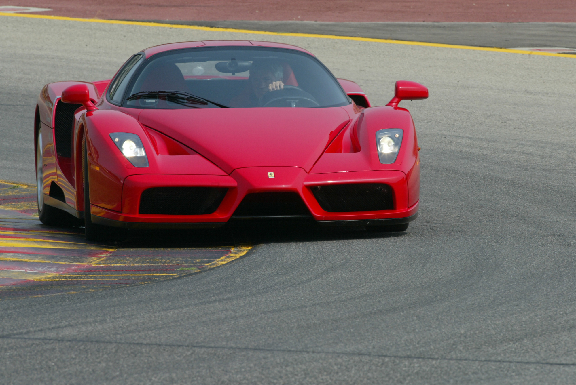 The Enzo was named after Ferrari's founder
