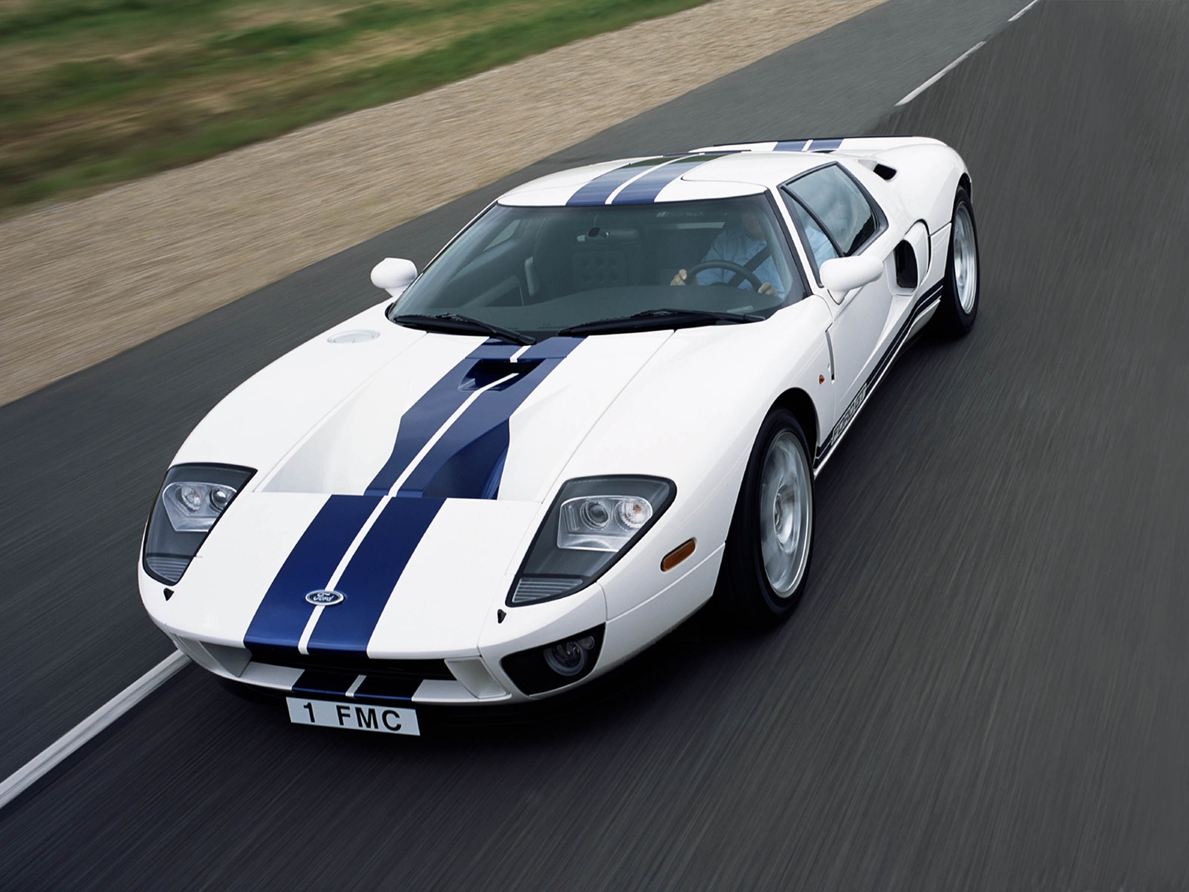 The Ford GT took on the spirit of the original GT40
