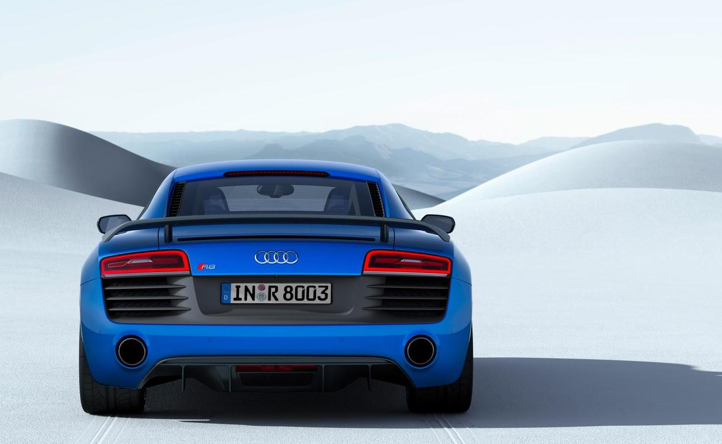 The R8 was one of the first useable day-to-day supercars