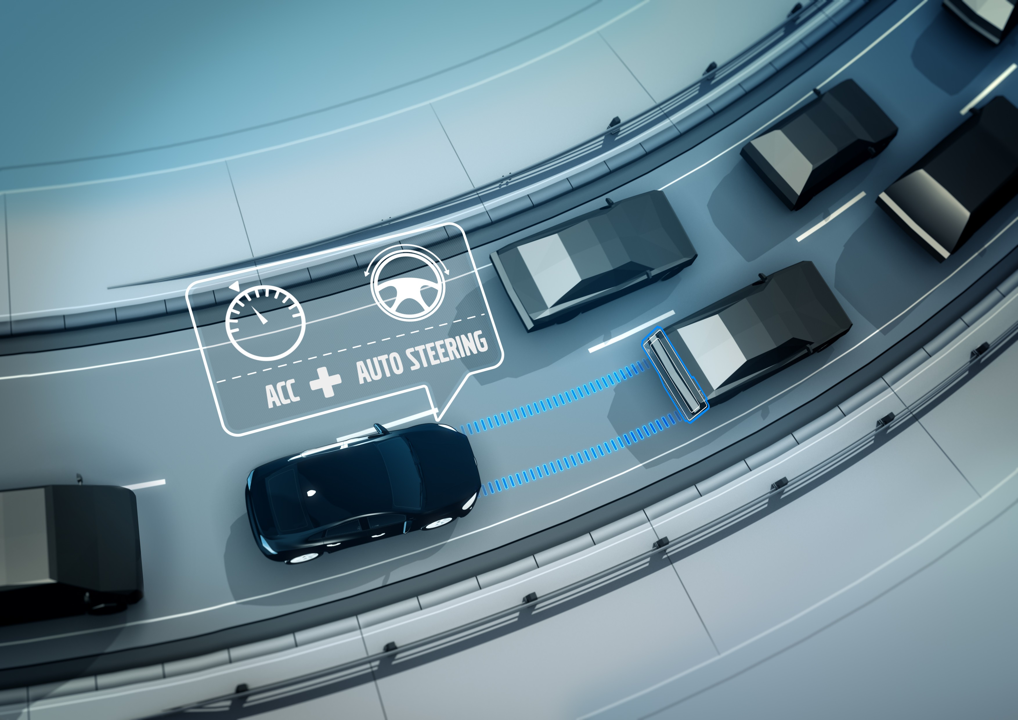 Assistance systems are a welcome touch on a used car