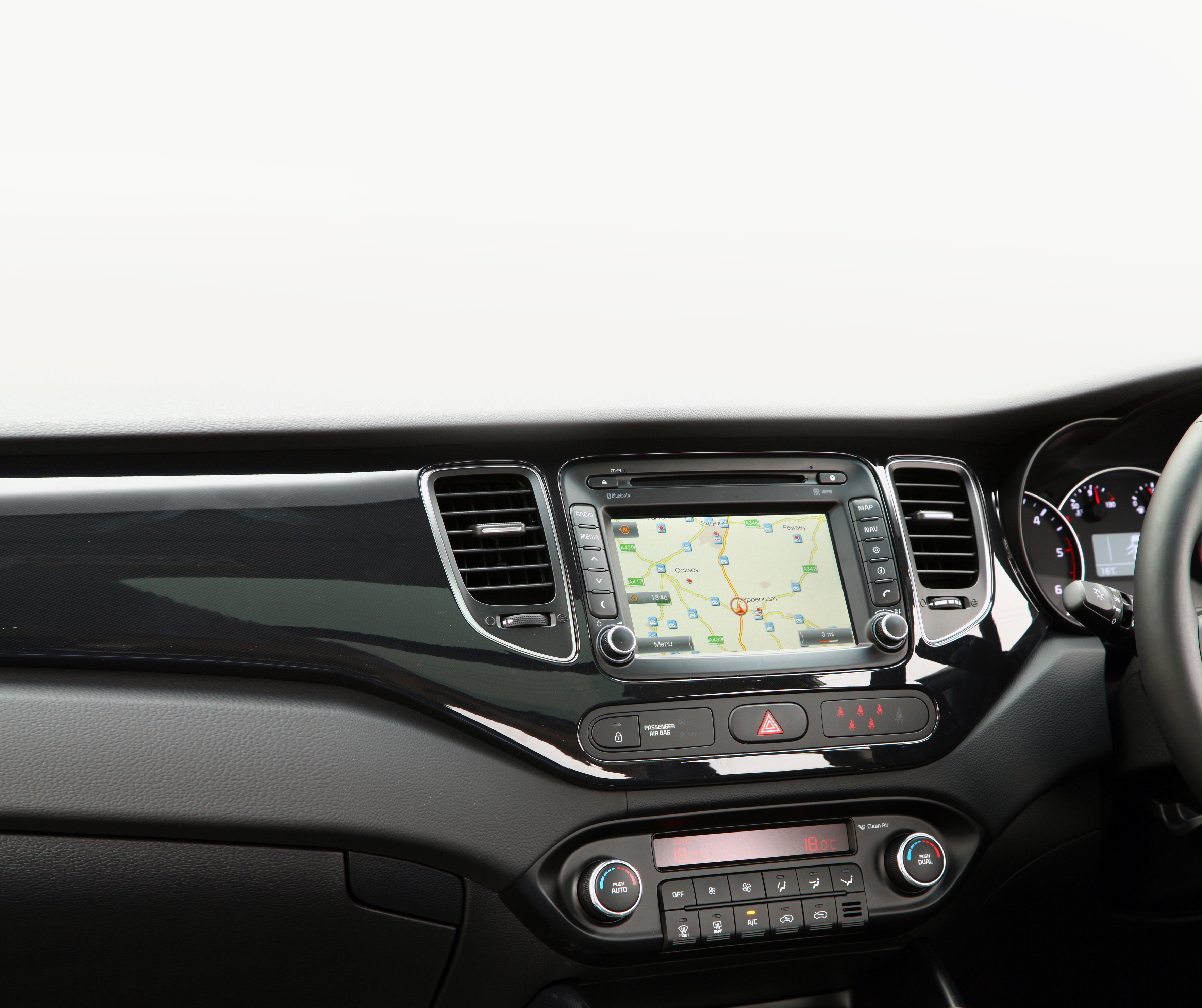 In-car tech can push up a car's price on the used market