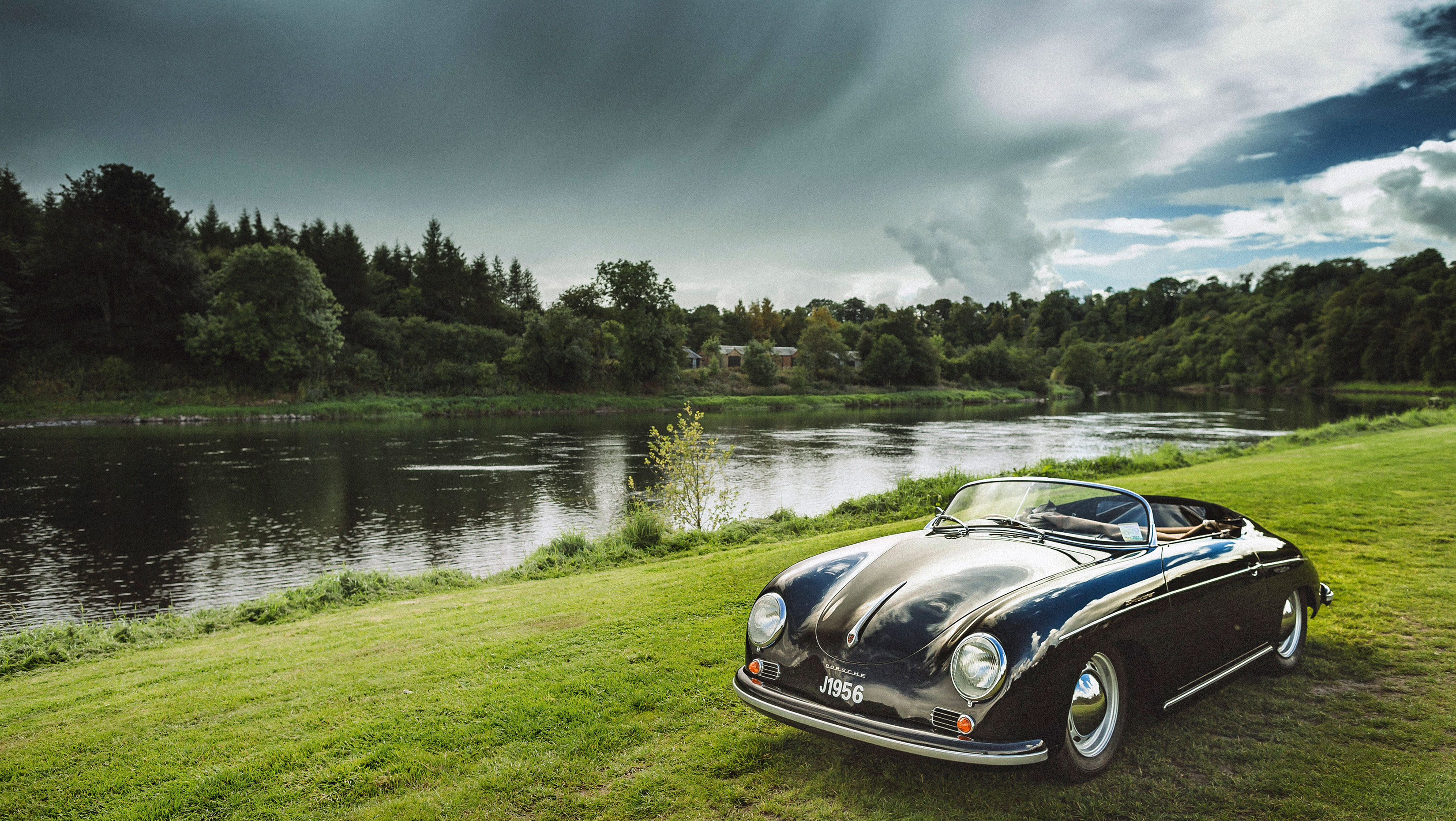 The 356 Speedster is an instantly-recognisable car from Porsche
