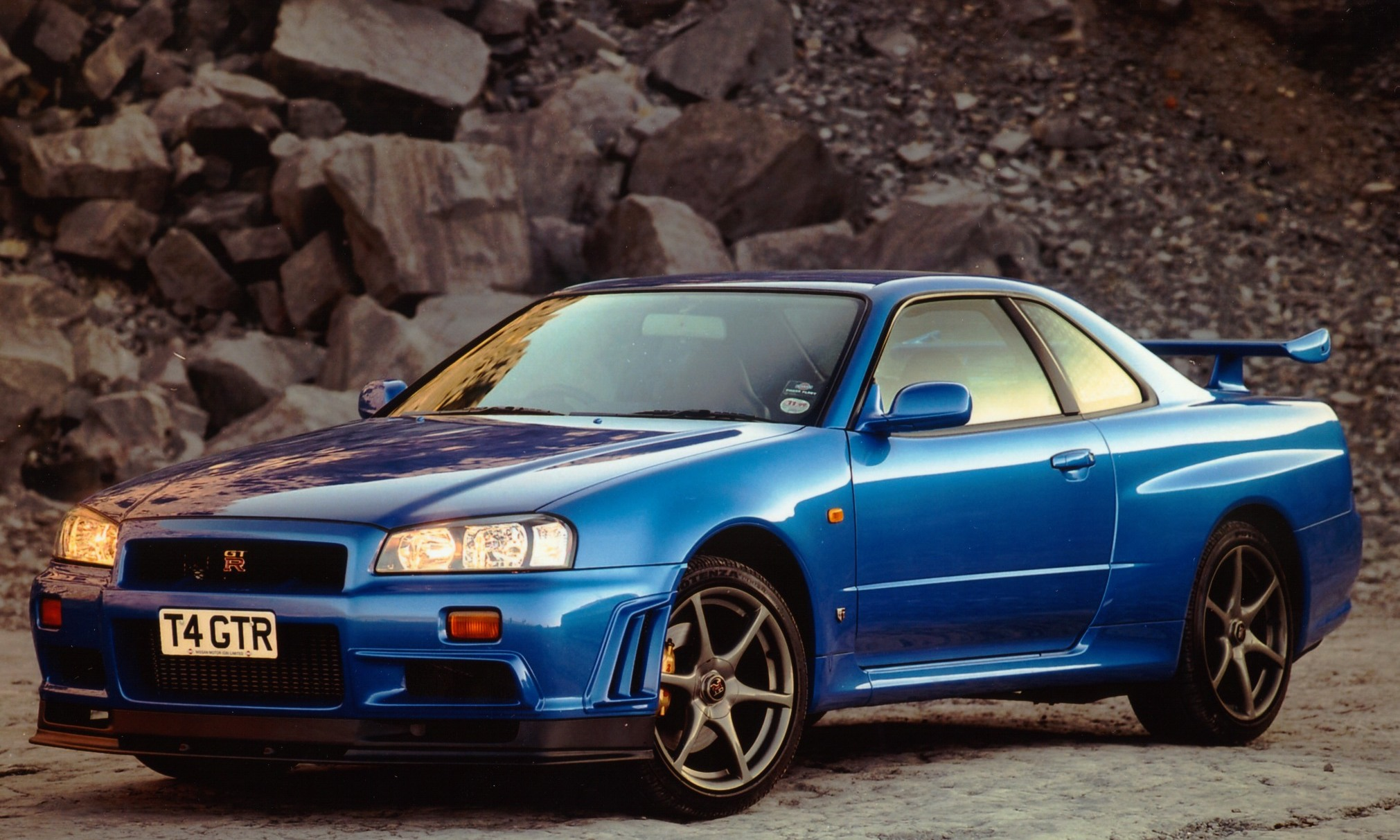 The GT-R remains a firm favourite in motoring circles