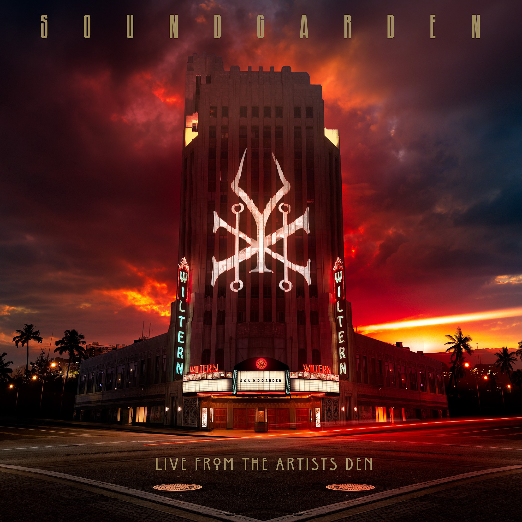 Soundgarden - Soundgarden: Live From The Artists Den