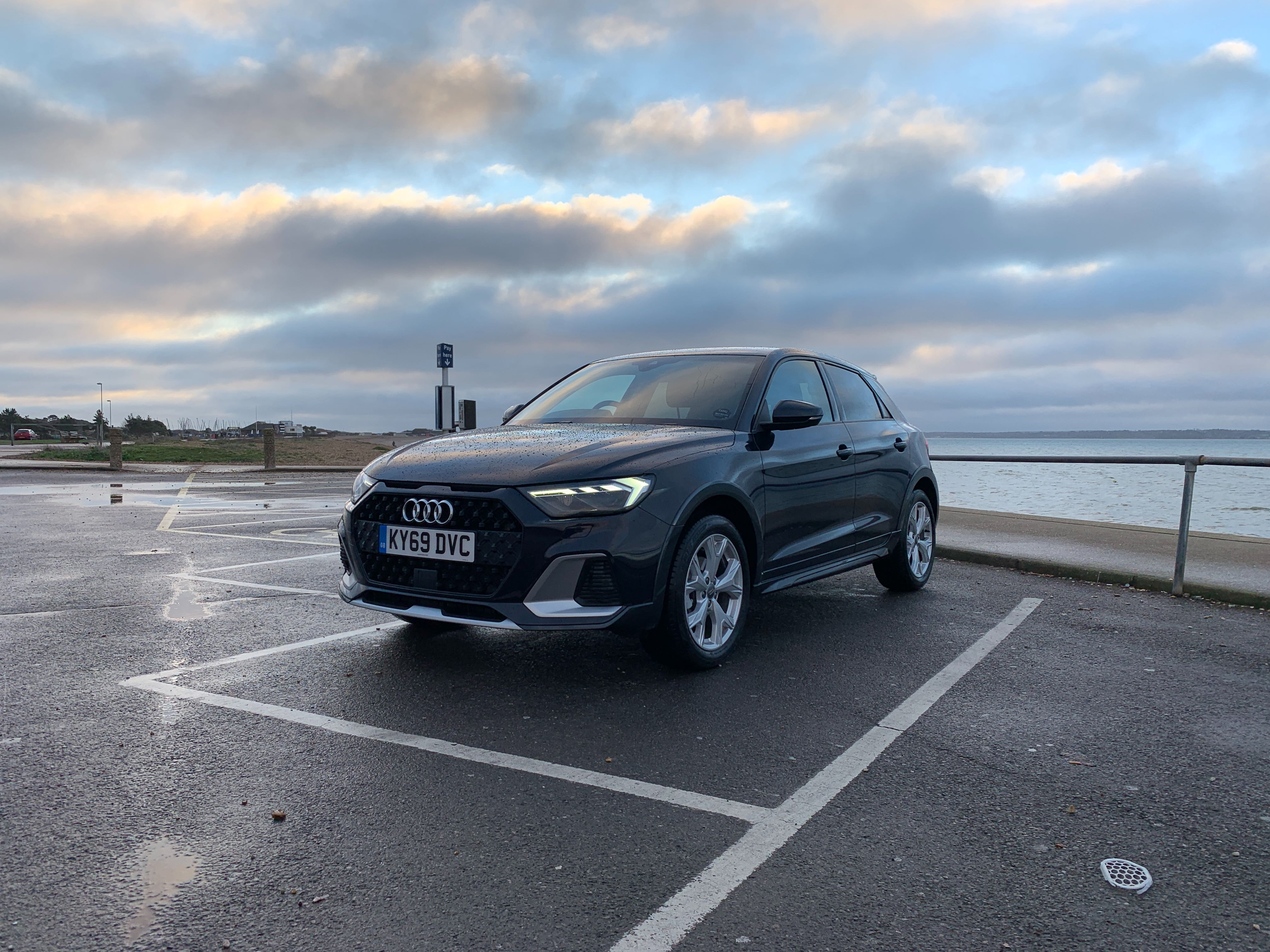 Despite its compact proportions, the A1 has quite a lot of presence
