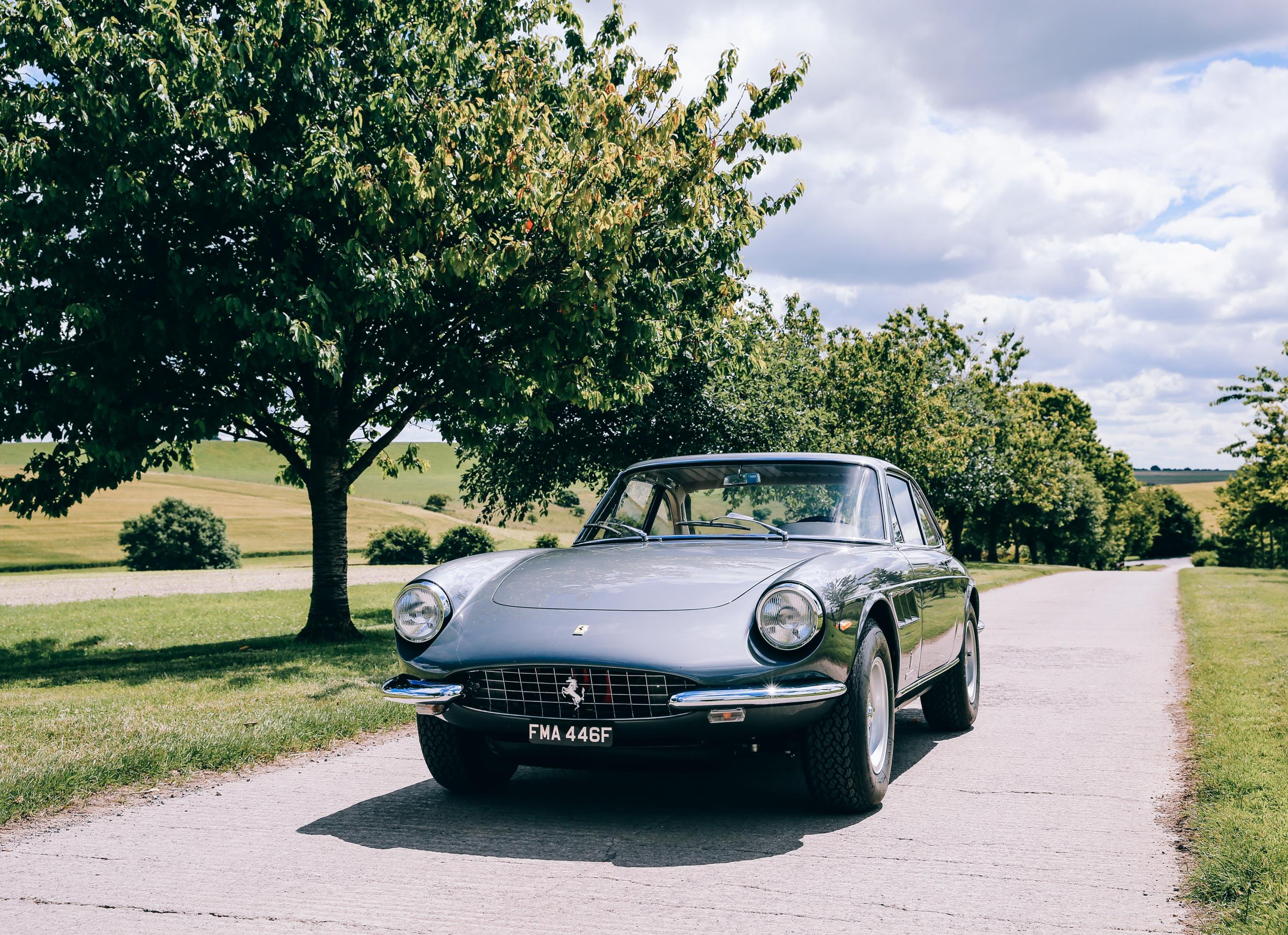 Salon Prive is a high-end motoring event