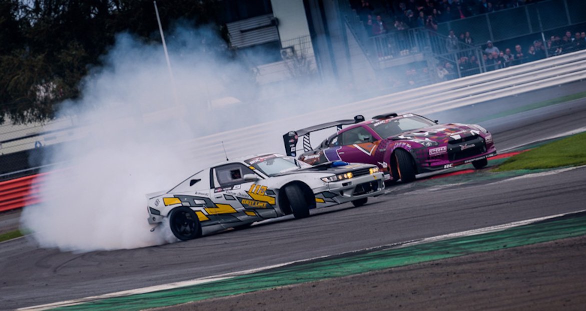 Trax is an event focused on modified and high-performance cars
