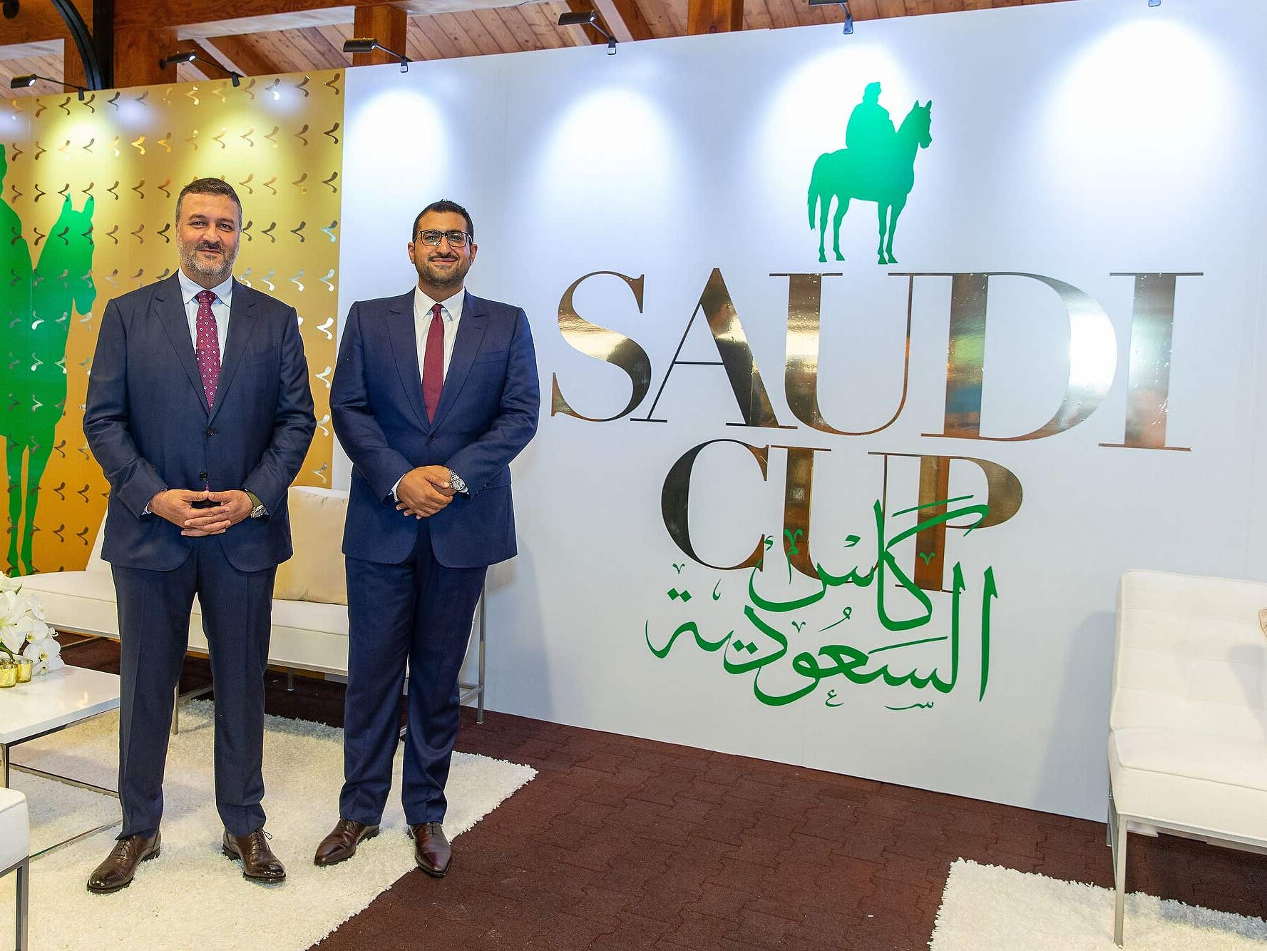 The inaugural Saudi Cup is fast approaching (Kelly Kline)