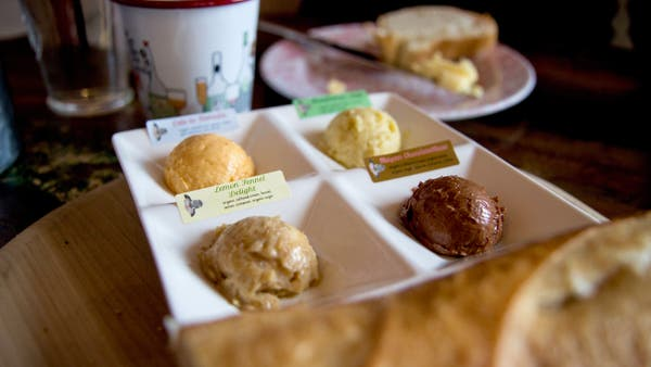 The world's first 'butter bar' has opened in Colorado