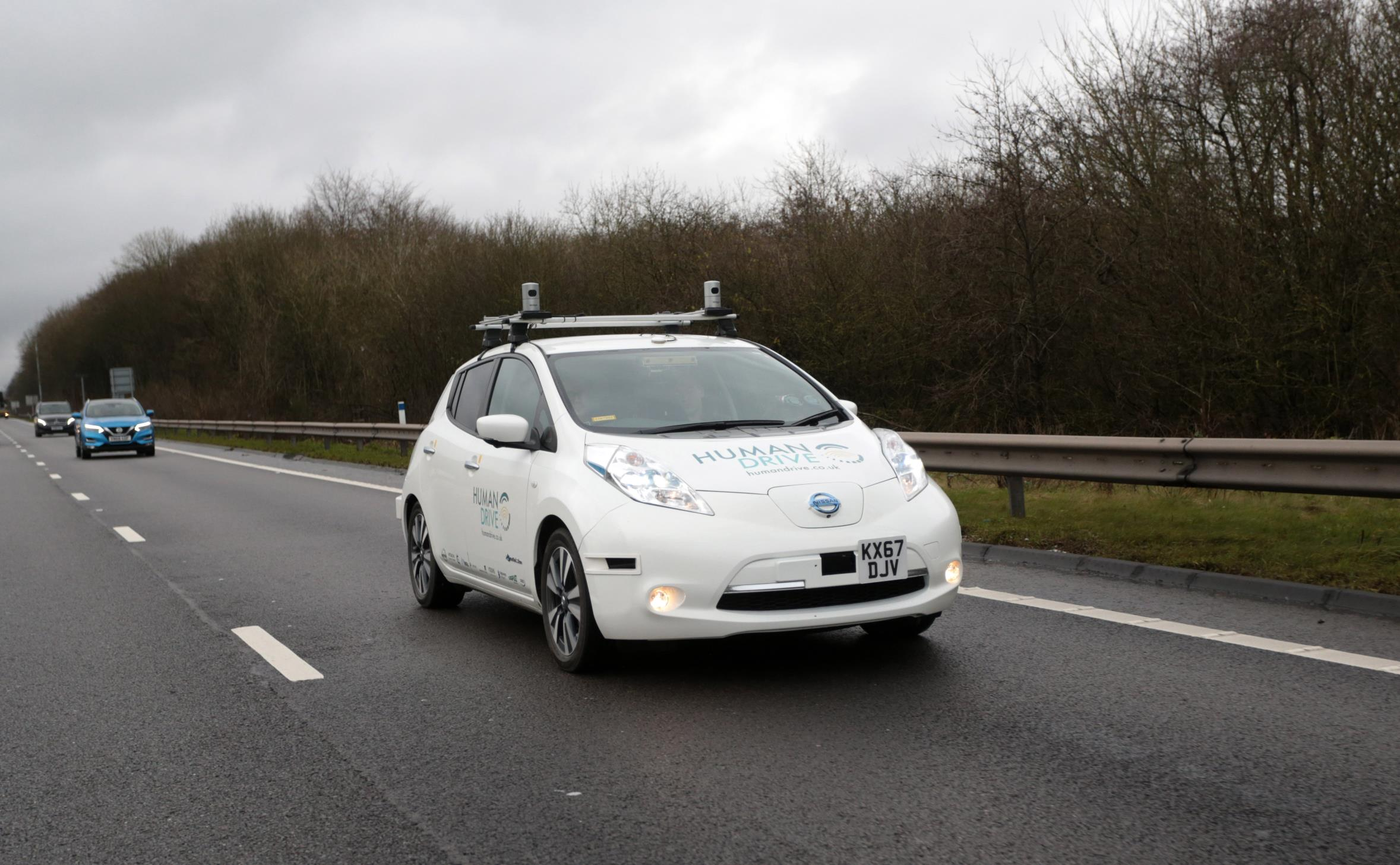 Nissan HumanDrive