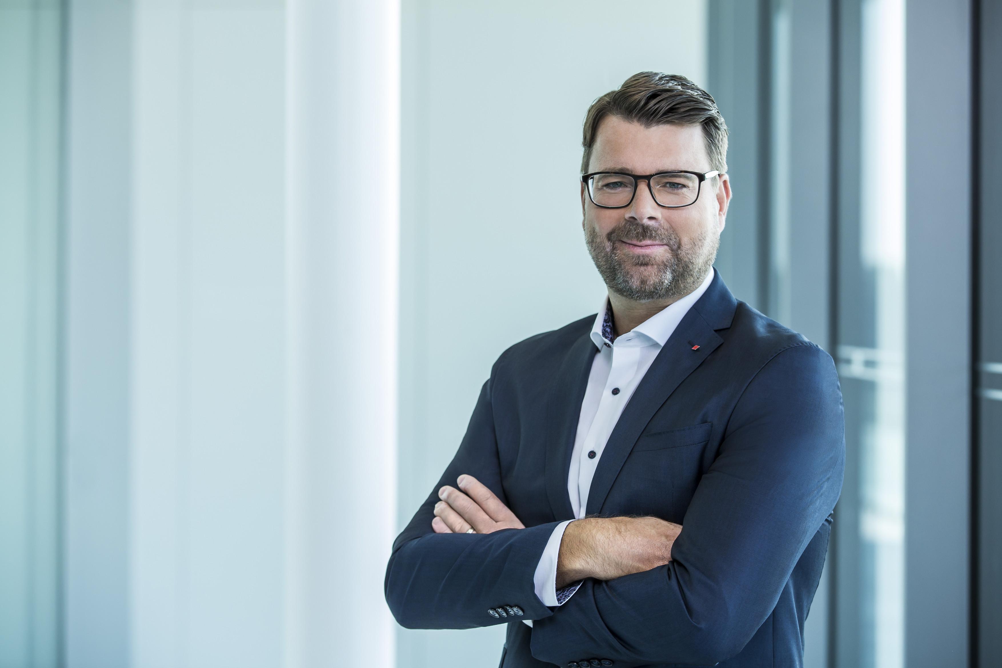 Oliver Hoffmann, Managing Director of Audi Sport GmbH
