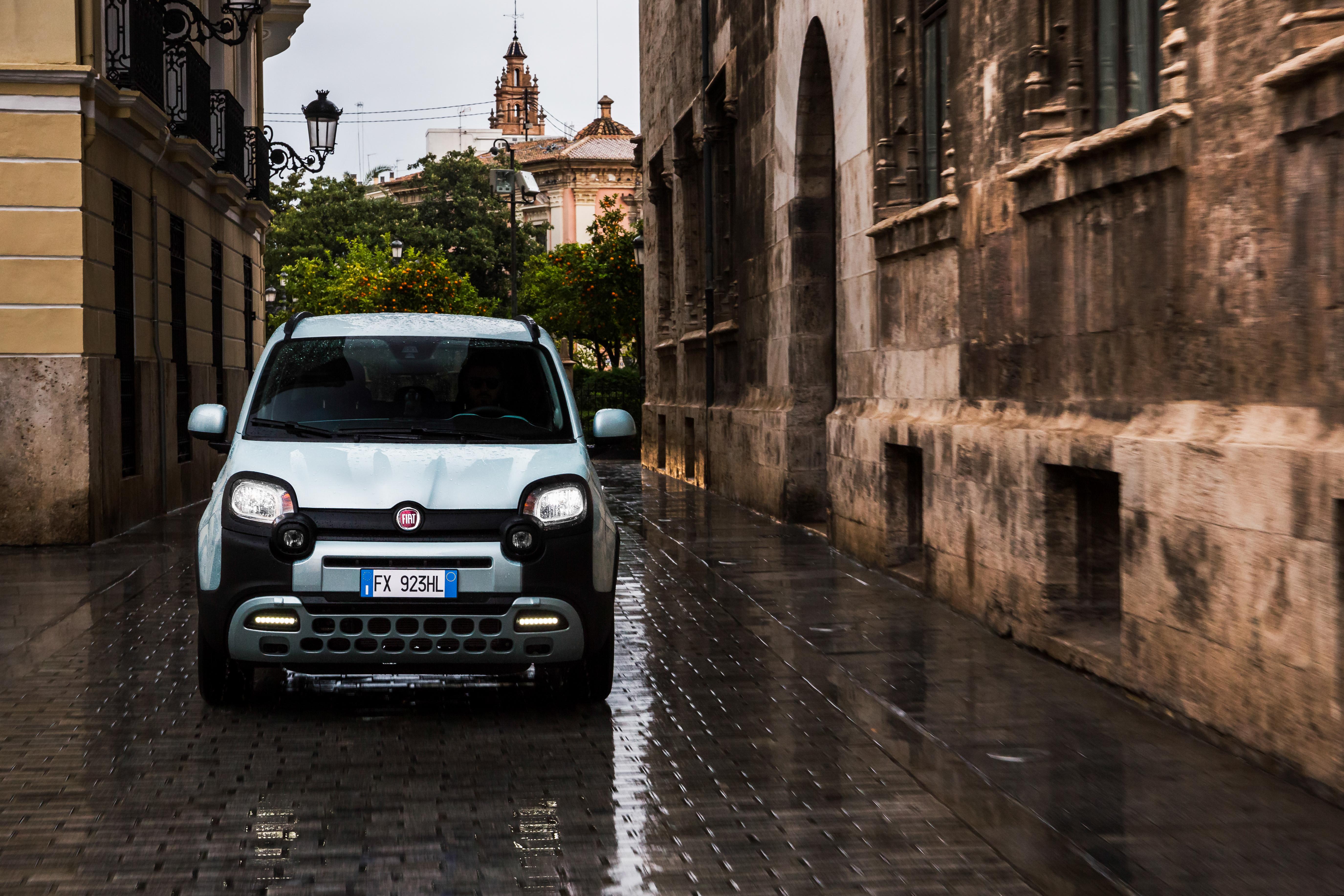 Fiat Puma Cross exterior