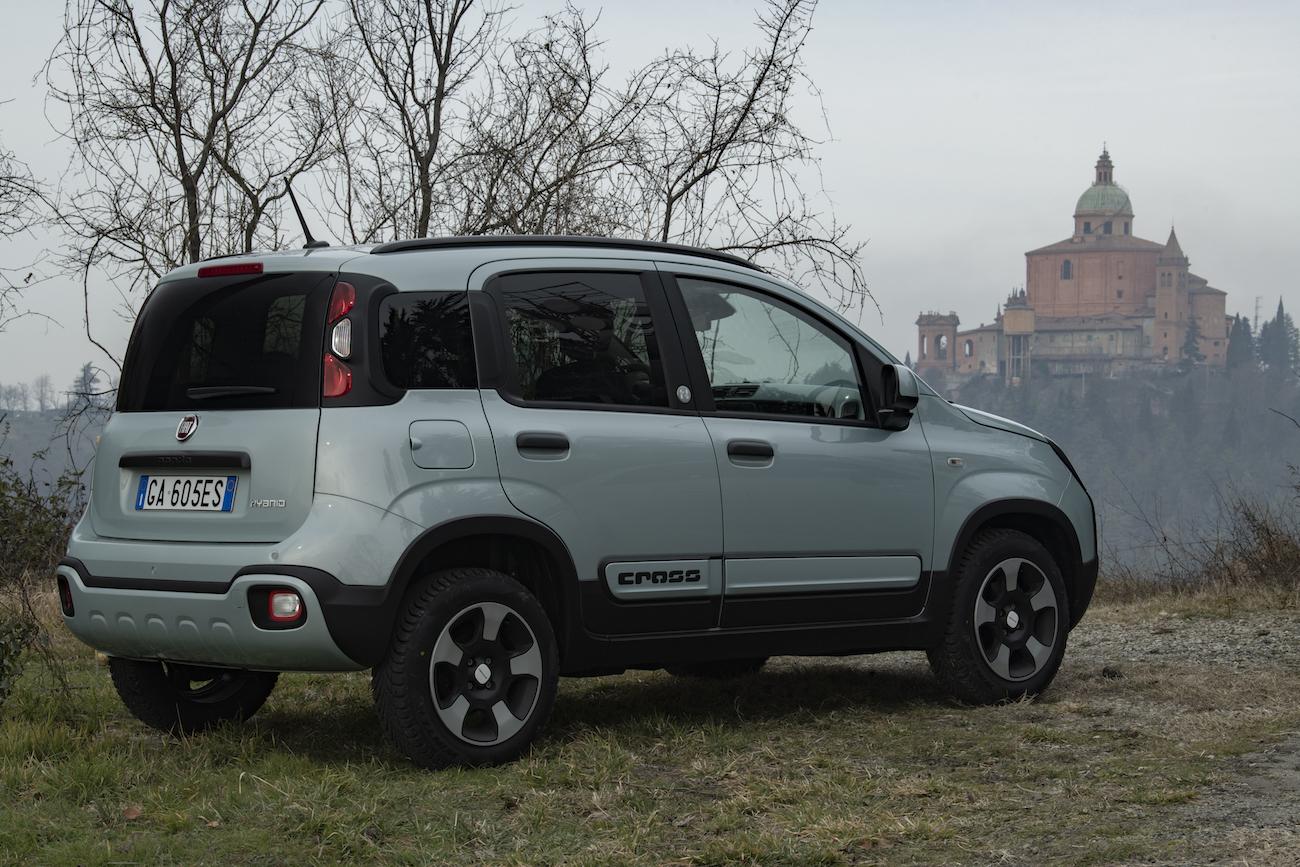 Fiat Panda Exterior 2