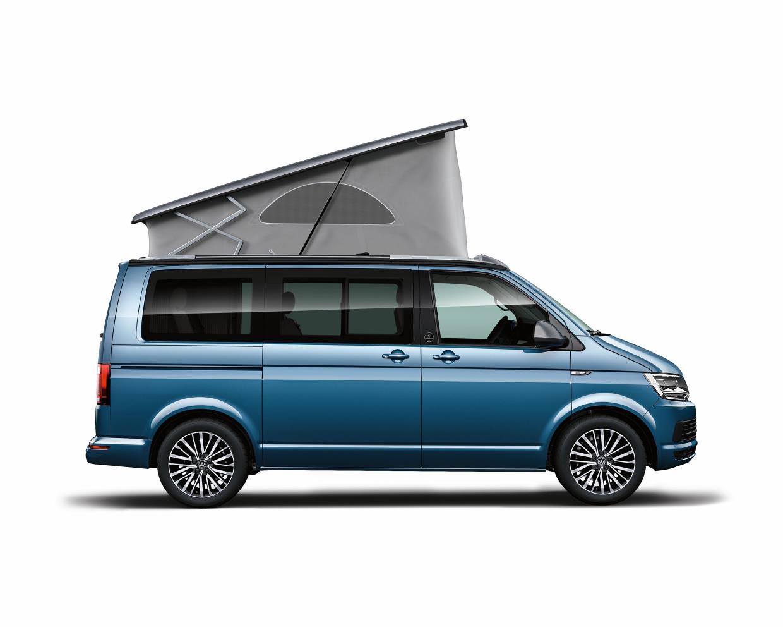Volkswagen California exterior