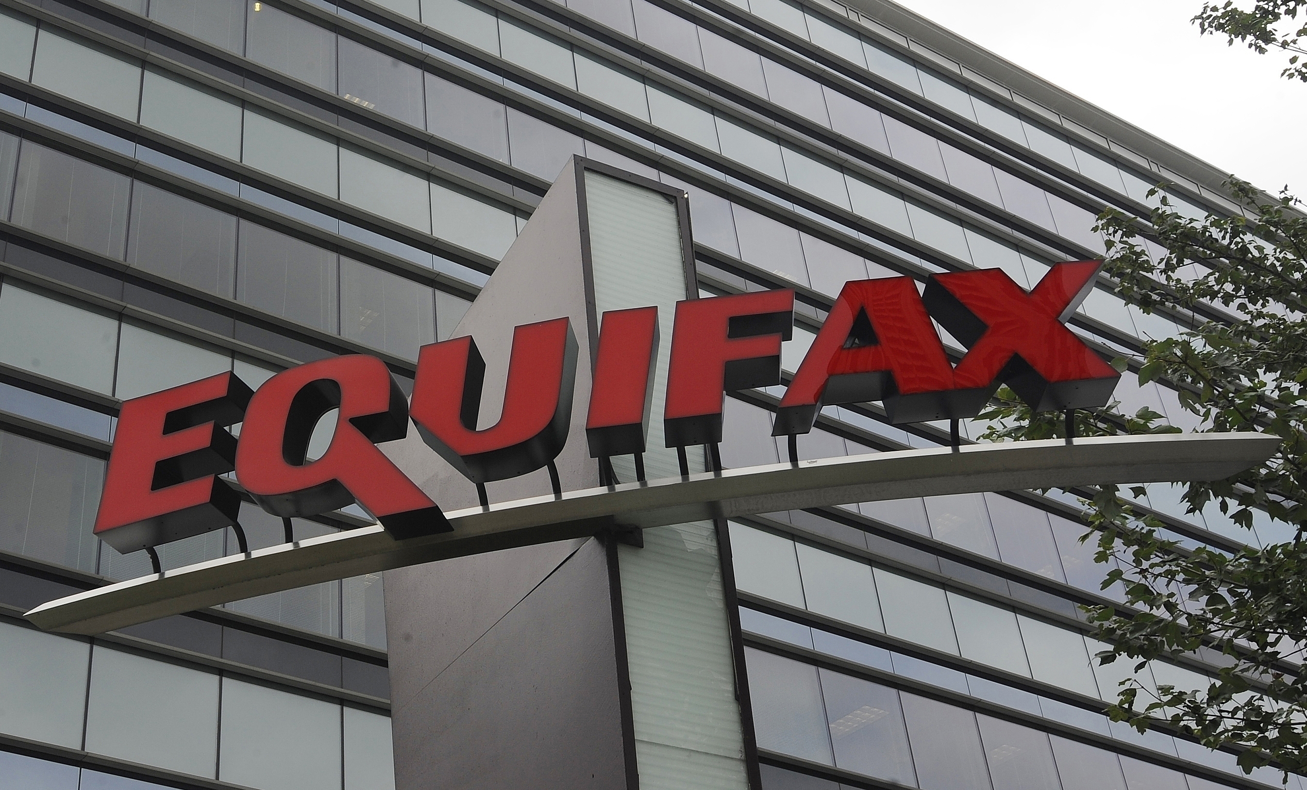 The headquarters of Equifax in Atlanta