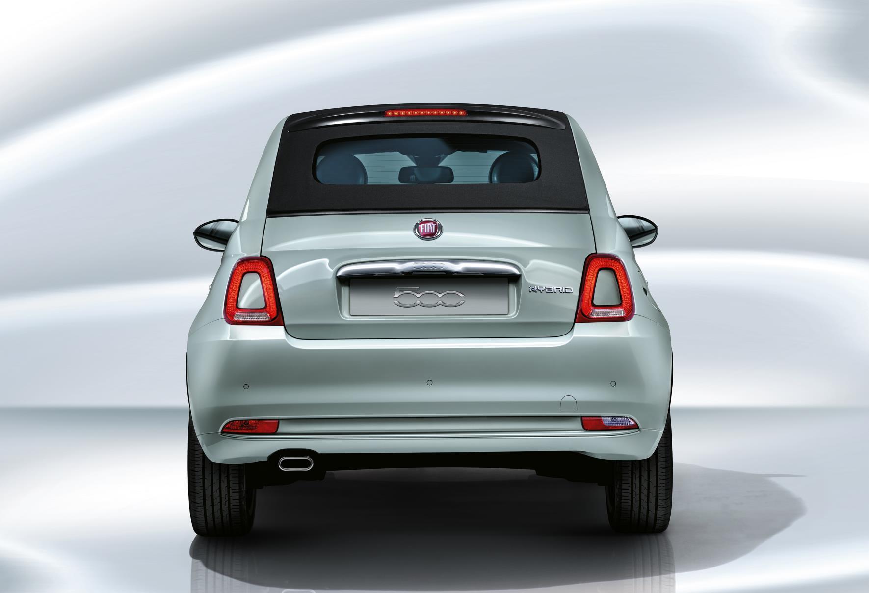 Fiat 500 exterior