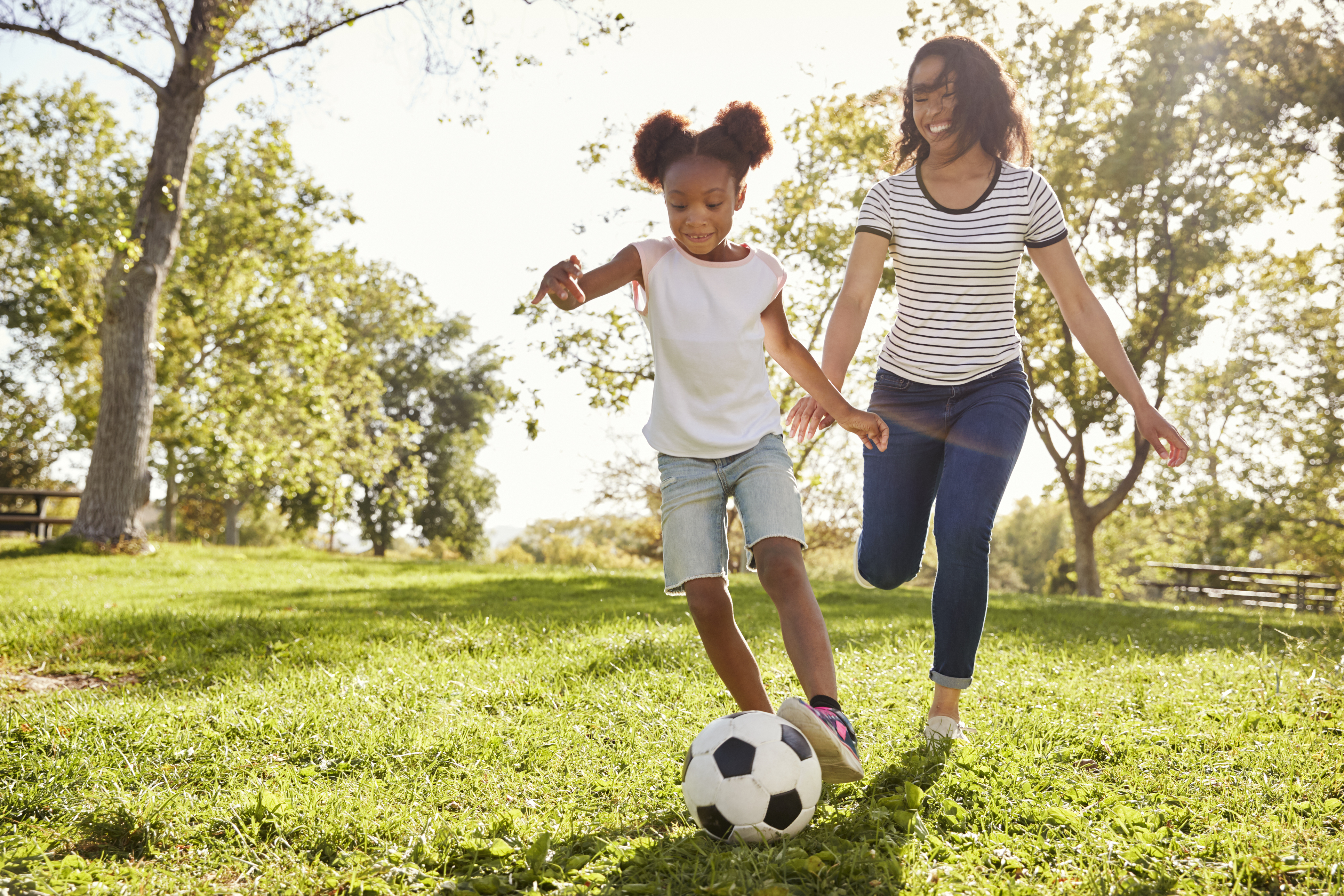 Encourage healthy habits from an early age (iStock/PA)