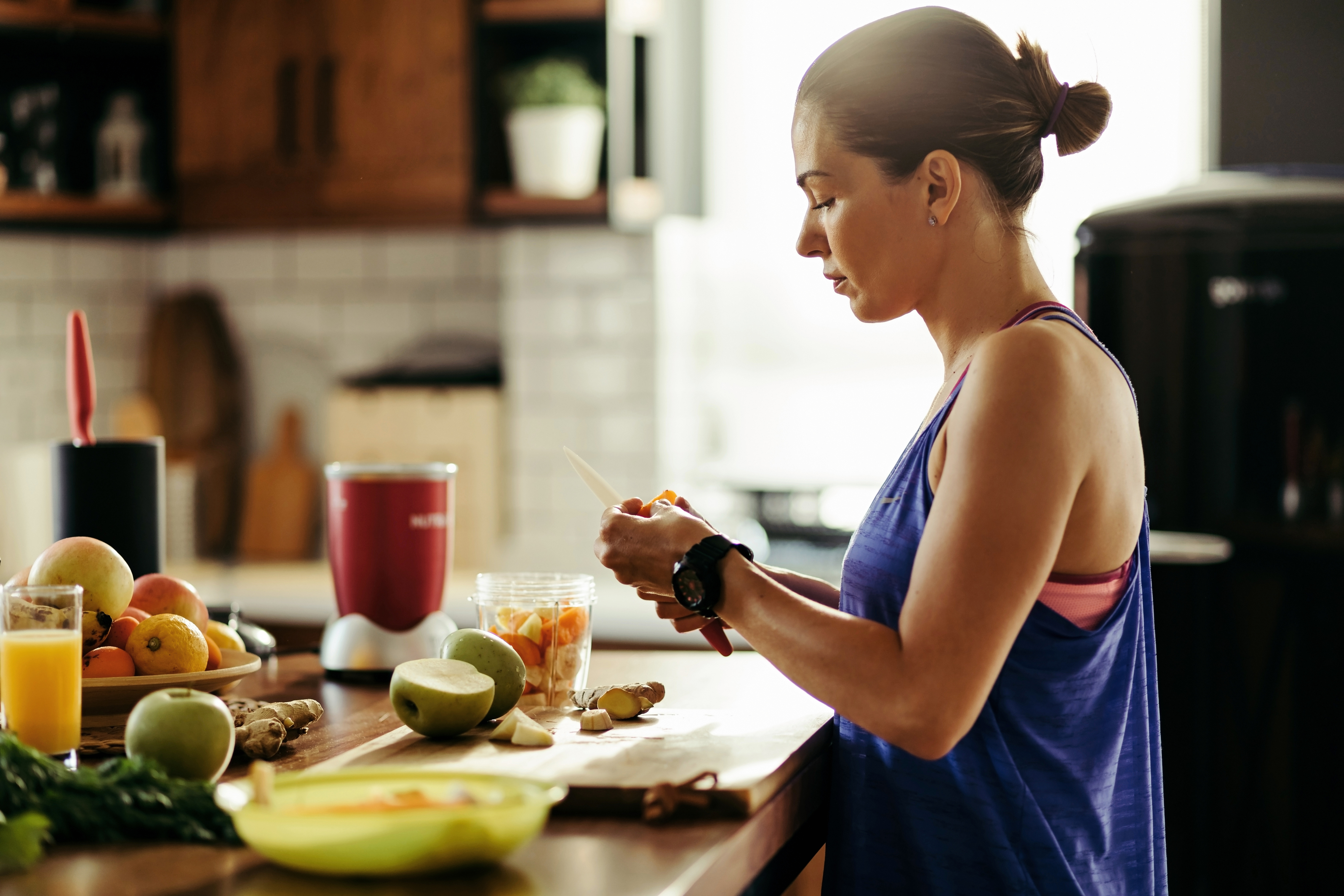 Look at your overall diet and intake (iStock/PA)