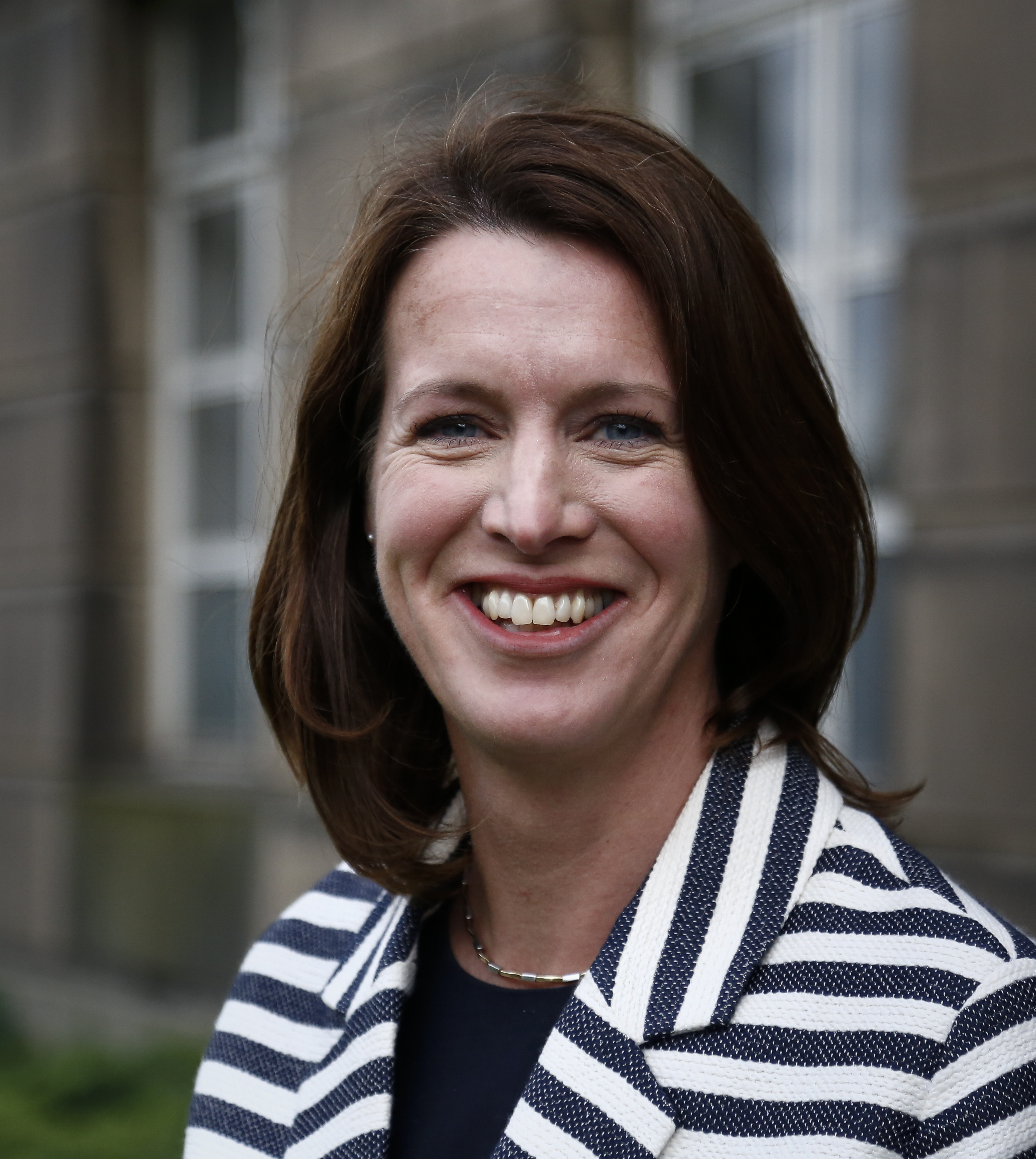 Dr Catherine Calderwood, Scotland's Chief Medical Officer