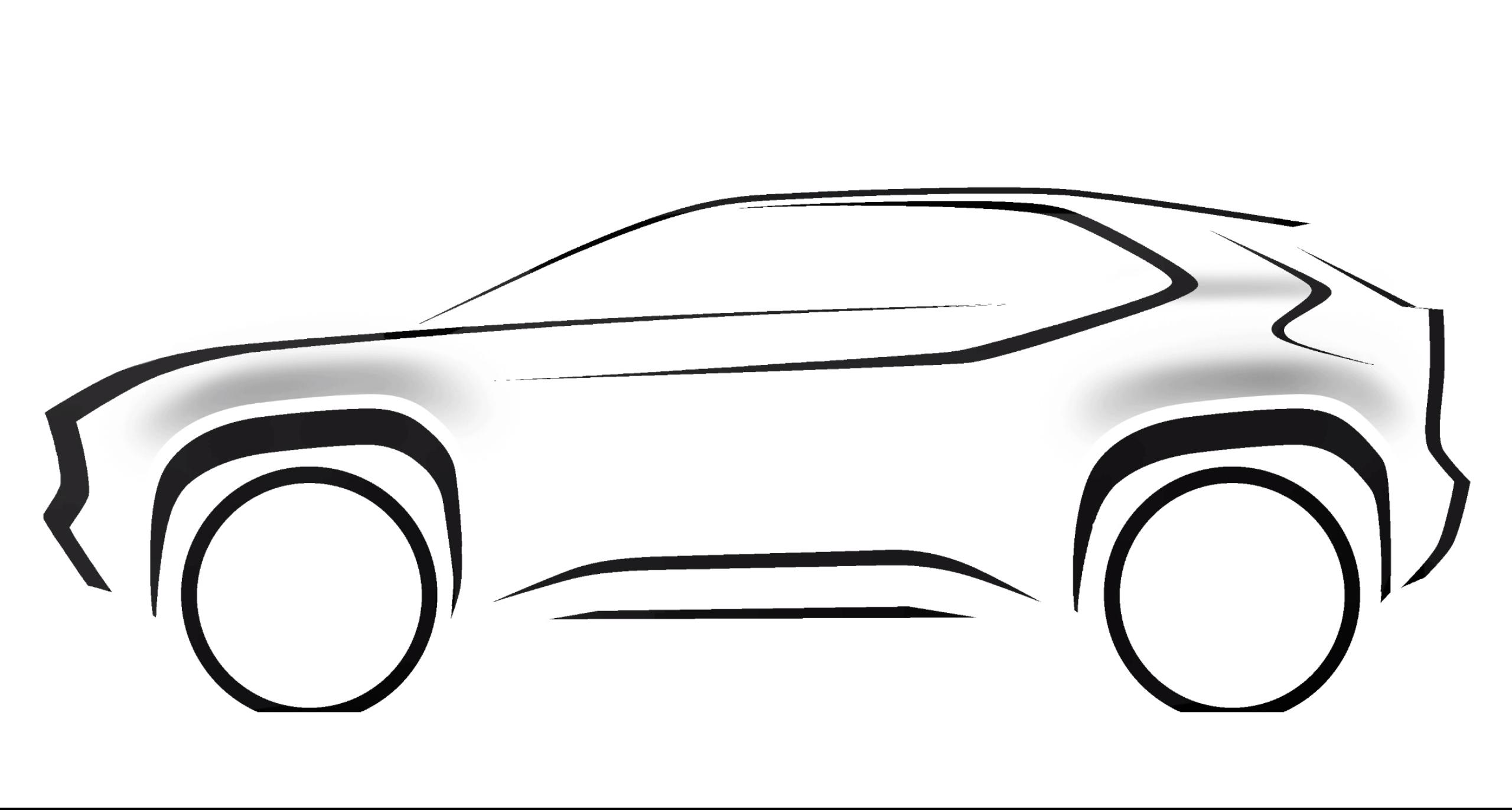 New Toyota crossover