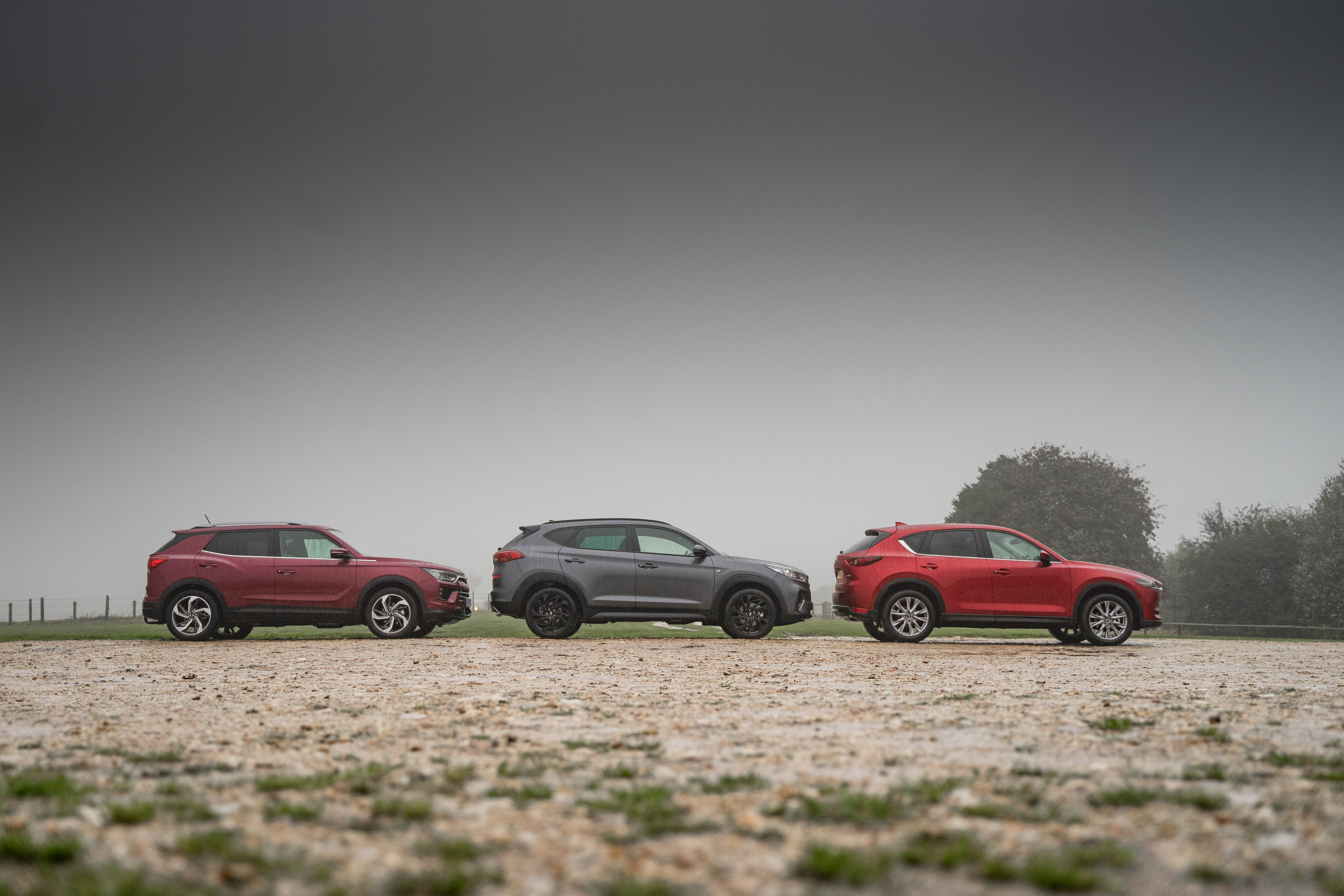 SUV Triple Test