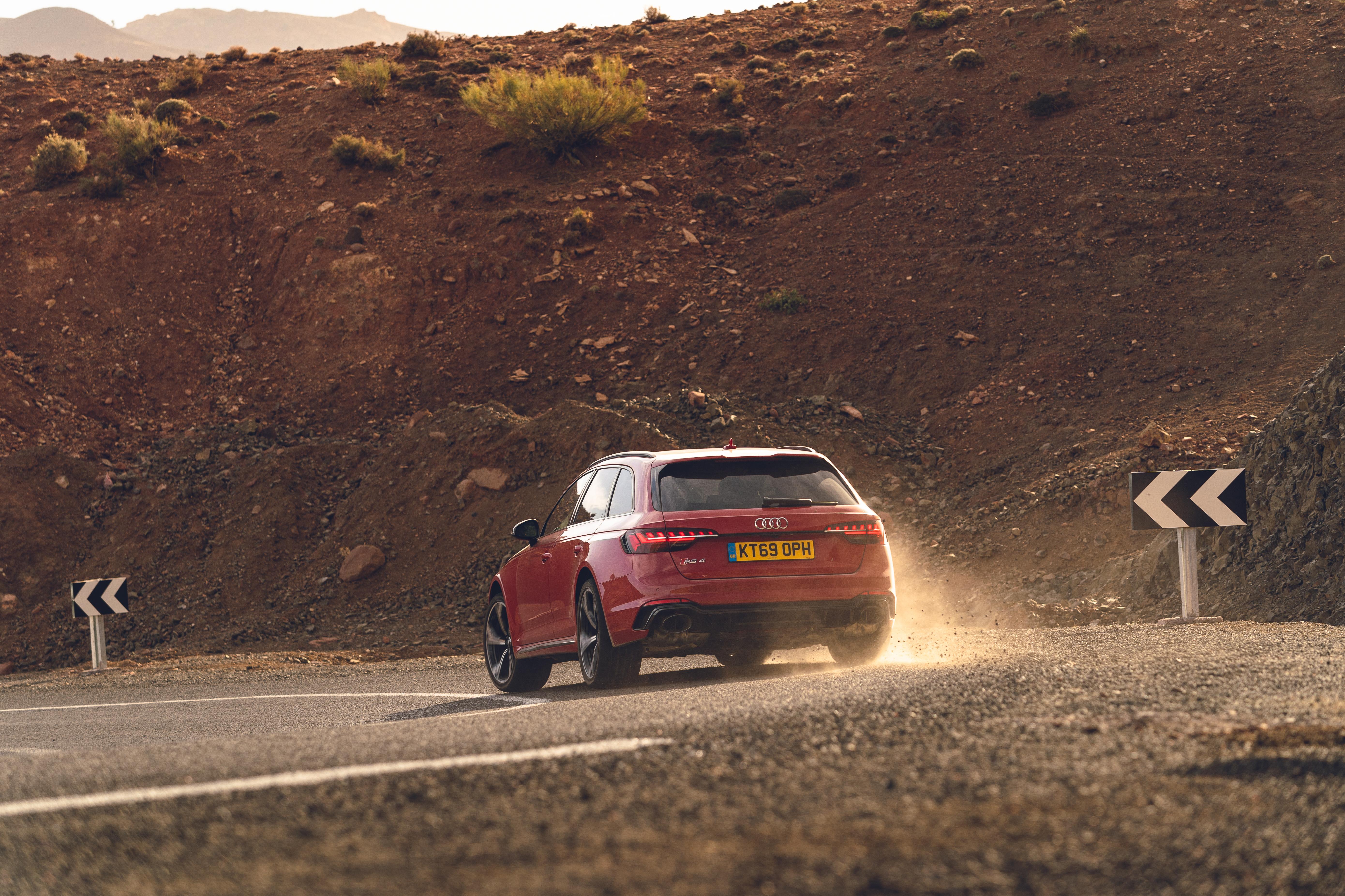 Audi RS 4 Dynamic