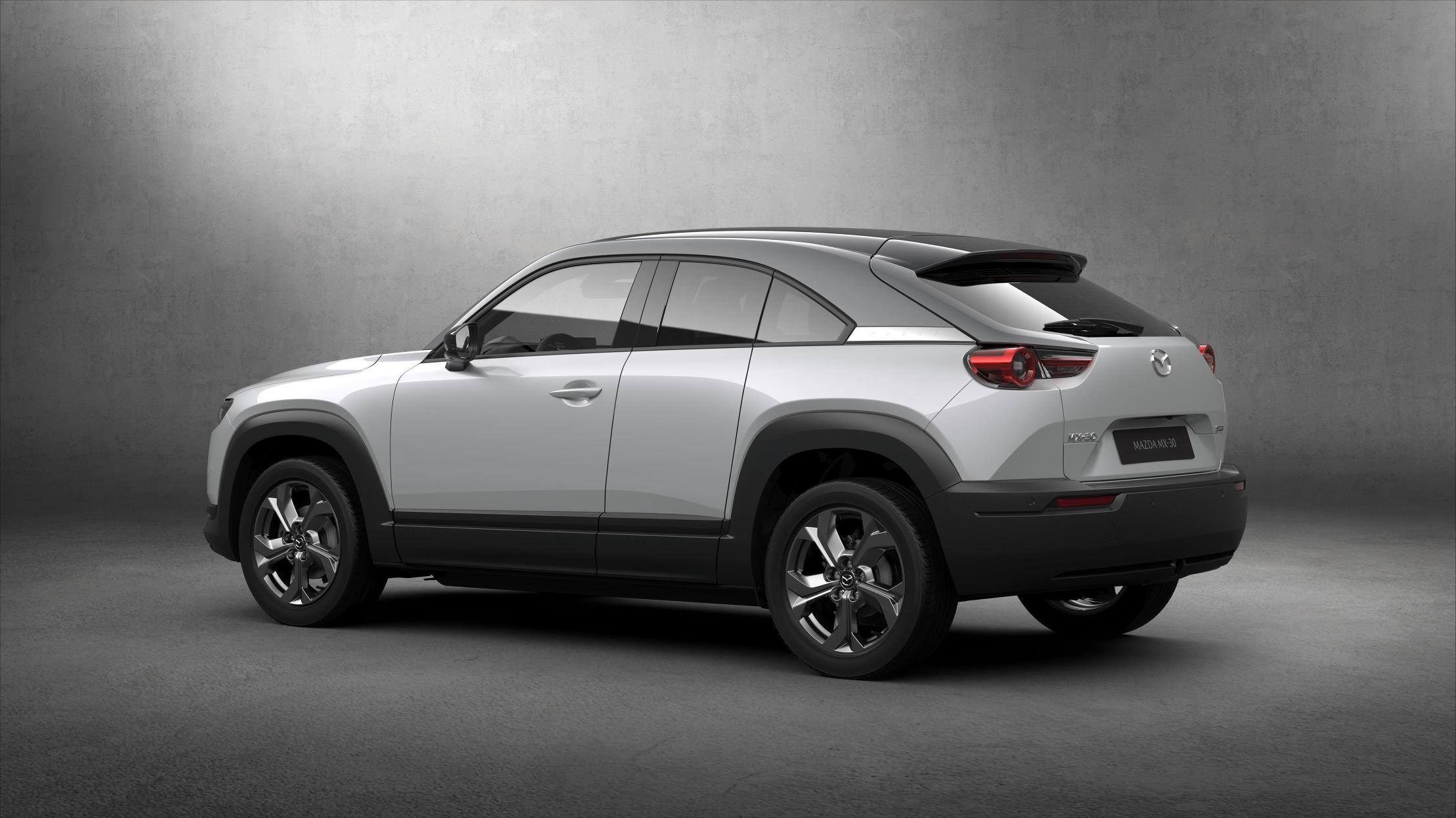 Mazda MX-30 exterior