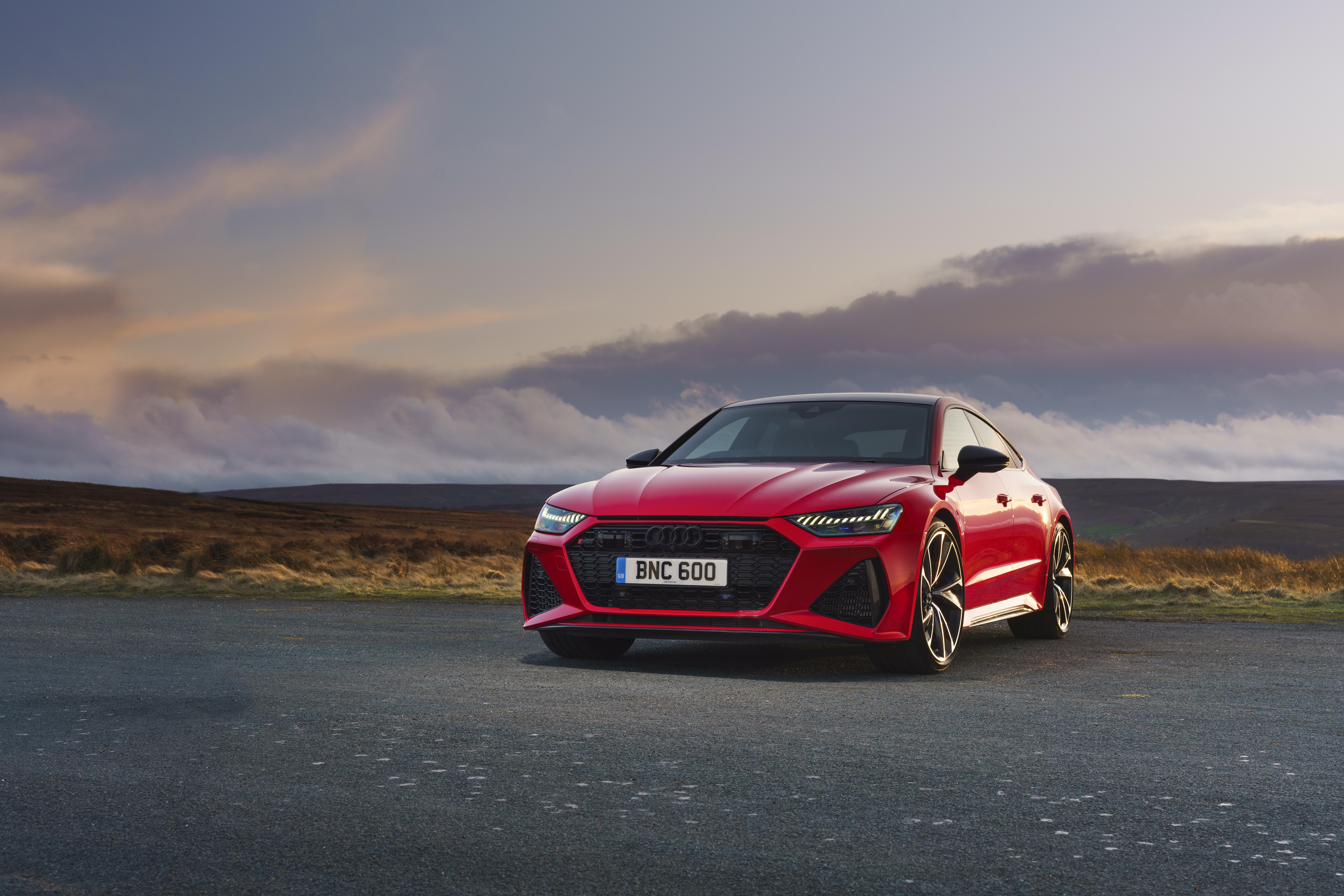 Audi RS 7 static