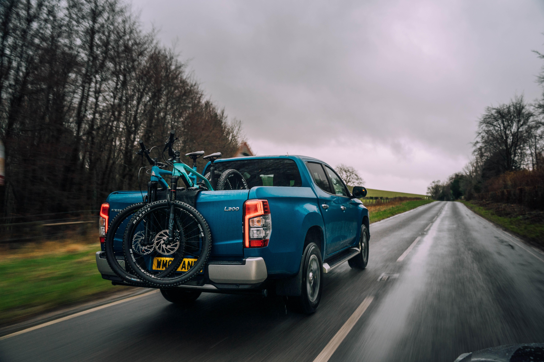 Bike test L200 dynamic