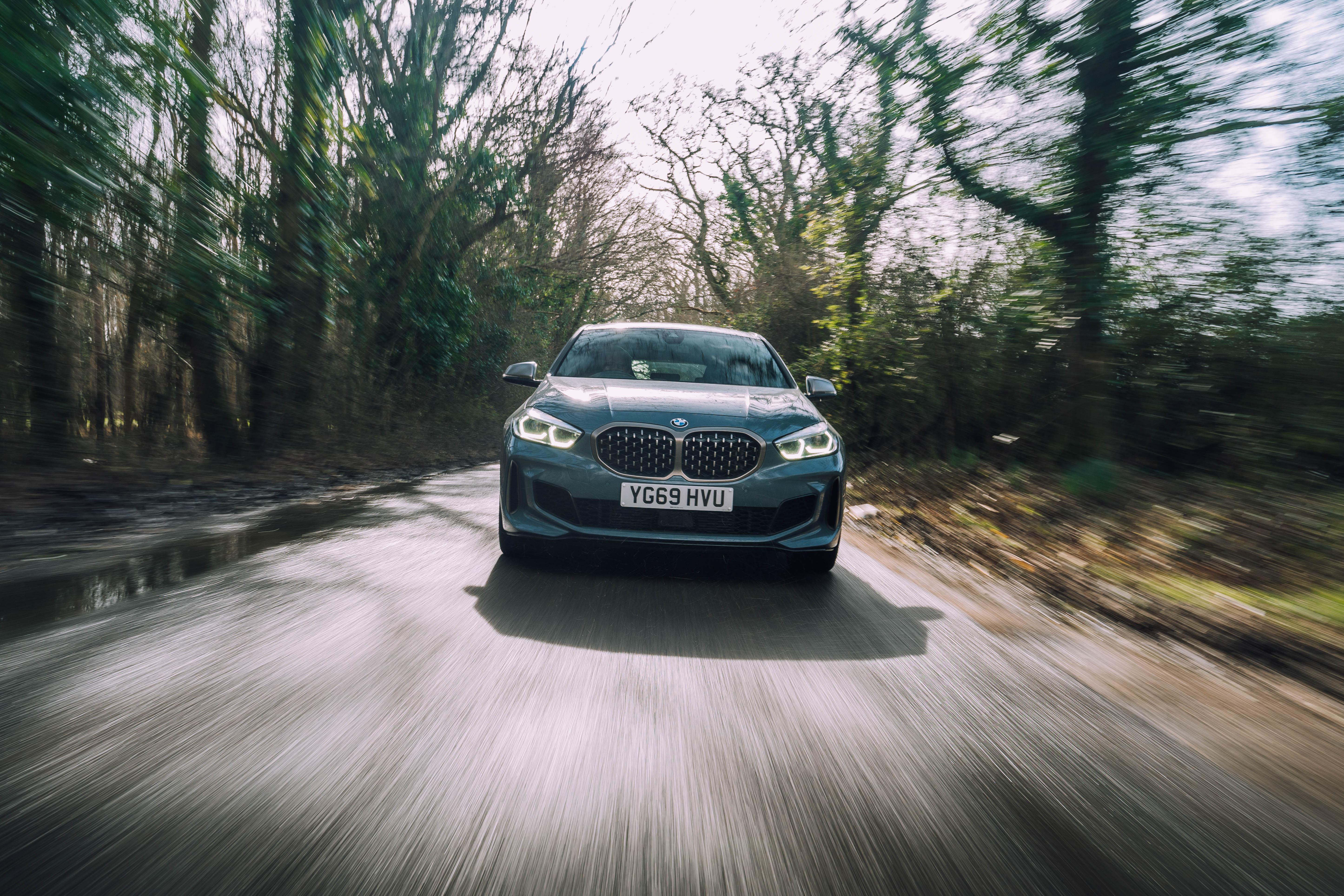 BMW dynamic