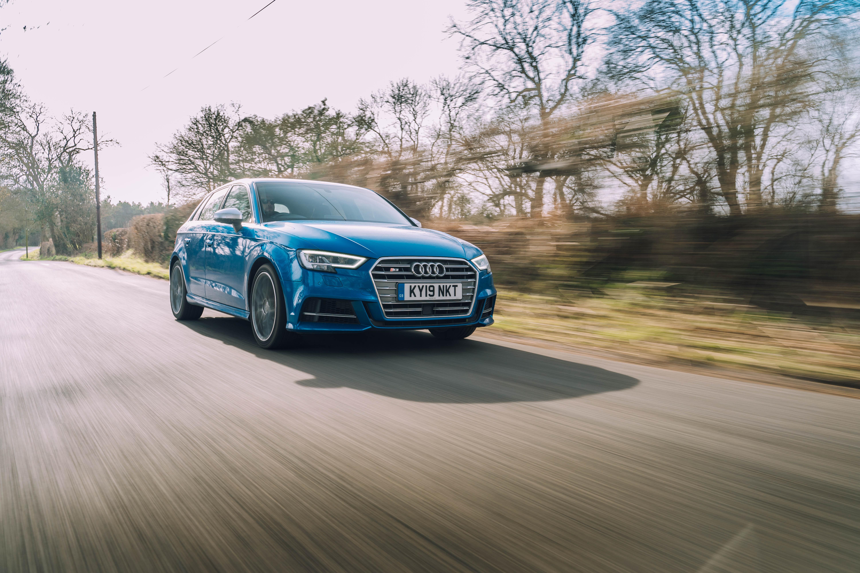 Audi S3 dynamic