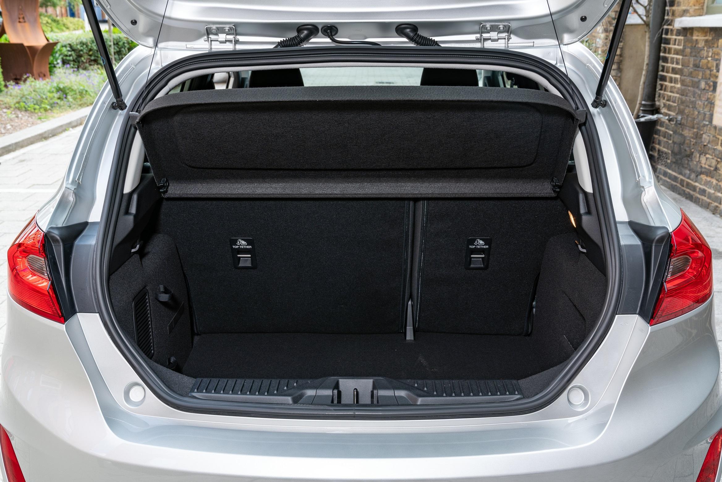 Fiesta Trend boot