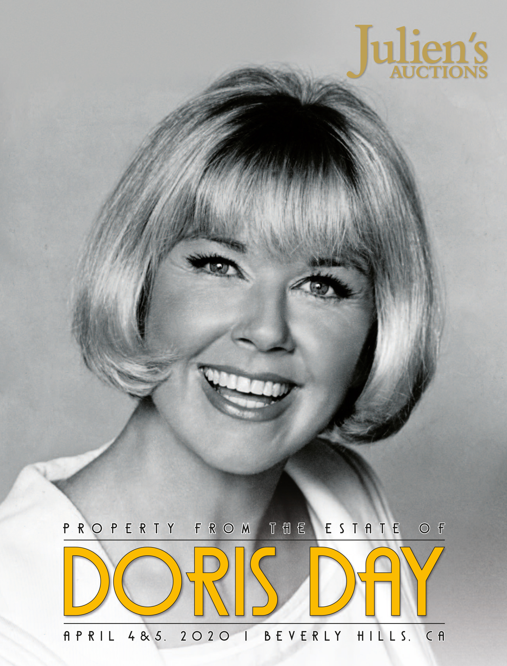 Doris Day auction