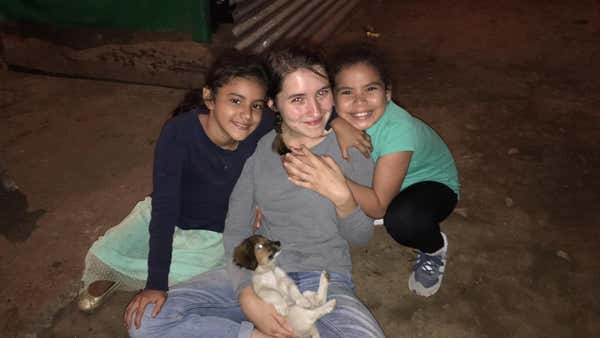 British family fears for 20-year-old daughter stuck in Honduras