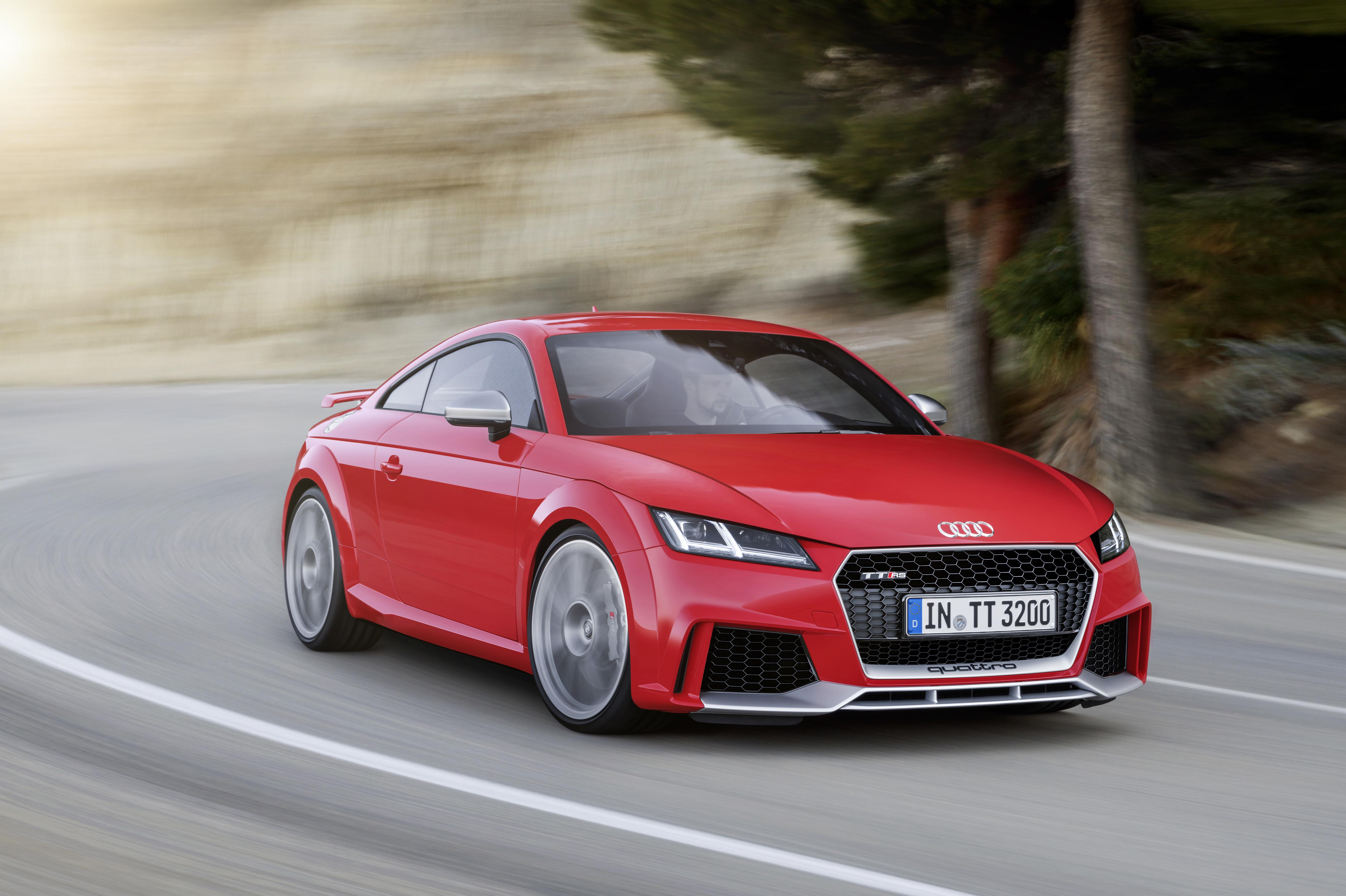 Audi TTRS dynamic