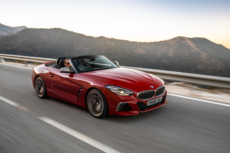 BMW Z4 dynamic