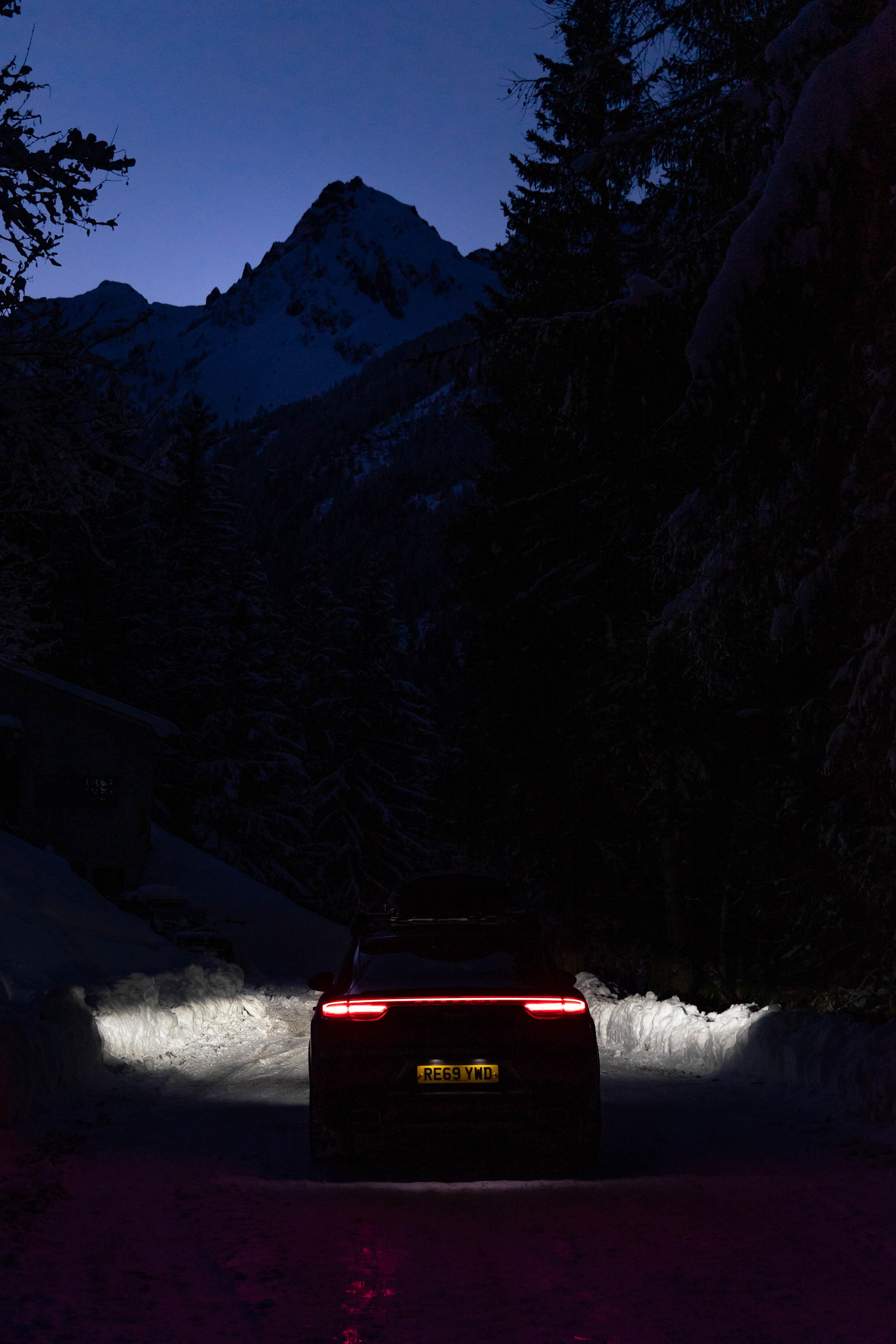 Audi Q7 and Porsche Cayenne Coupe