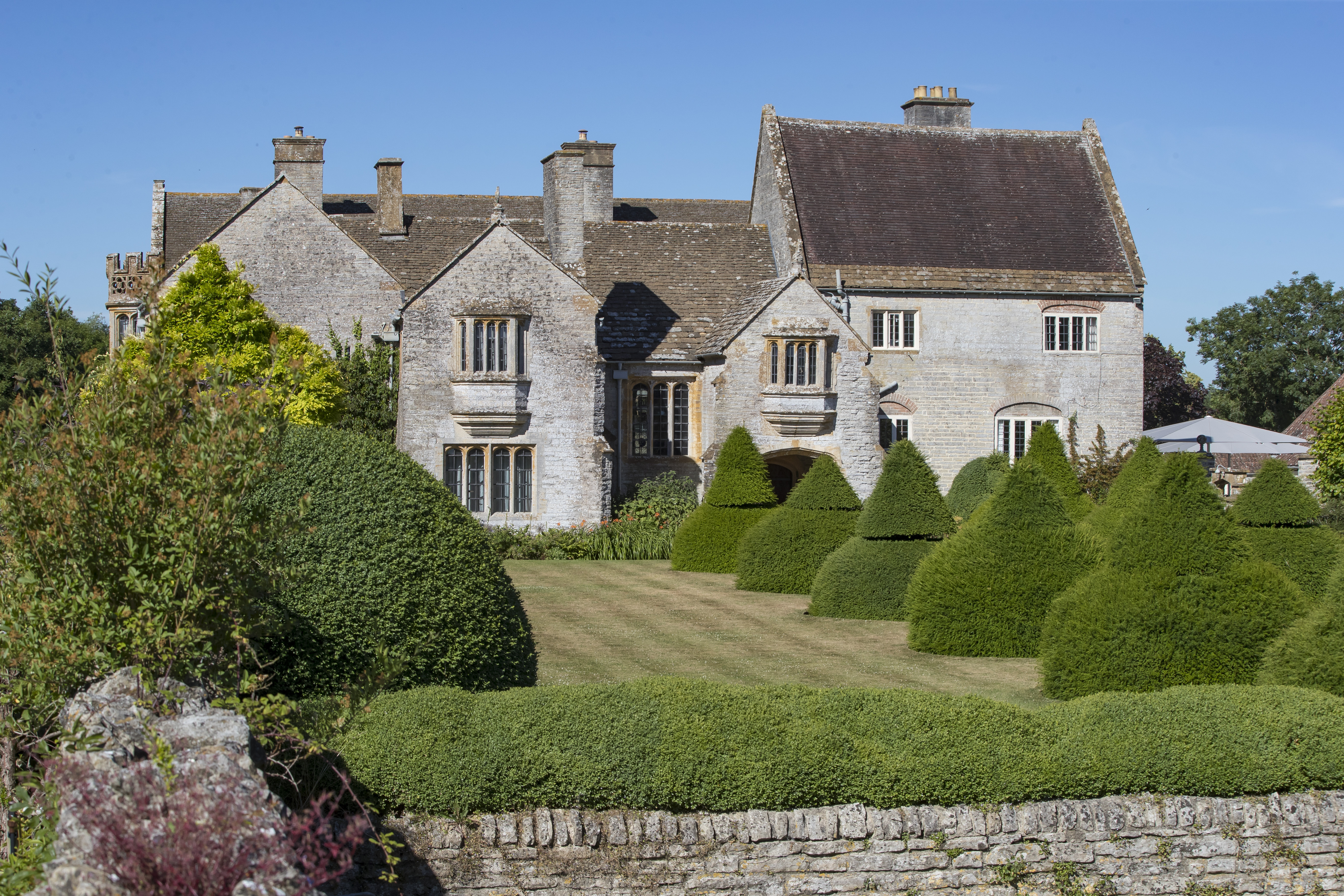 Lytes Cary Manor and estate in Somerset is cared for by the National Trust (Chris Lacey/National Trust/PA)