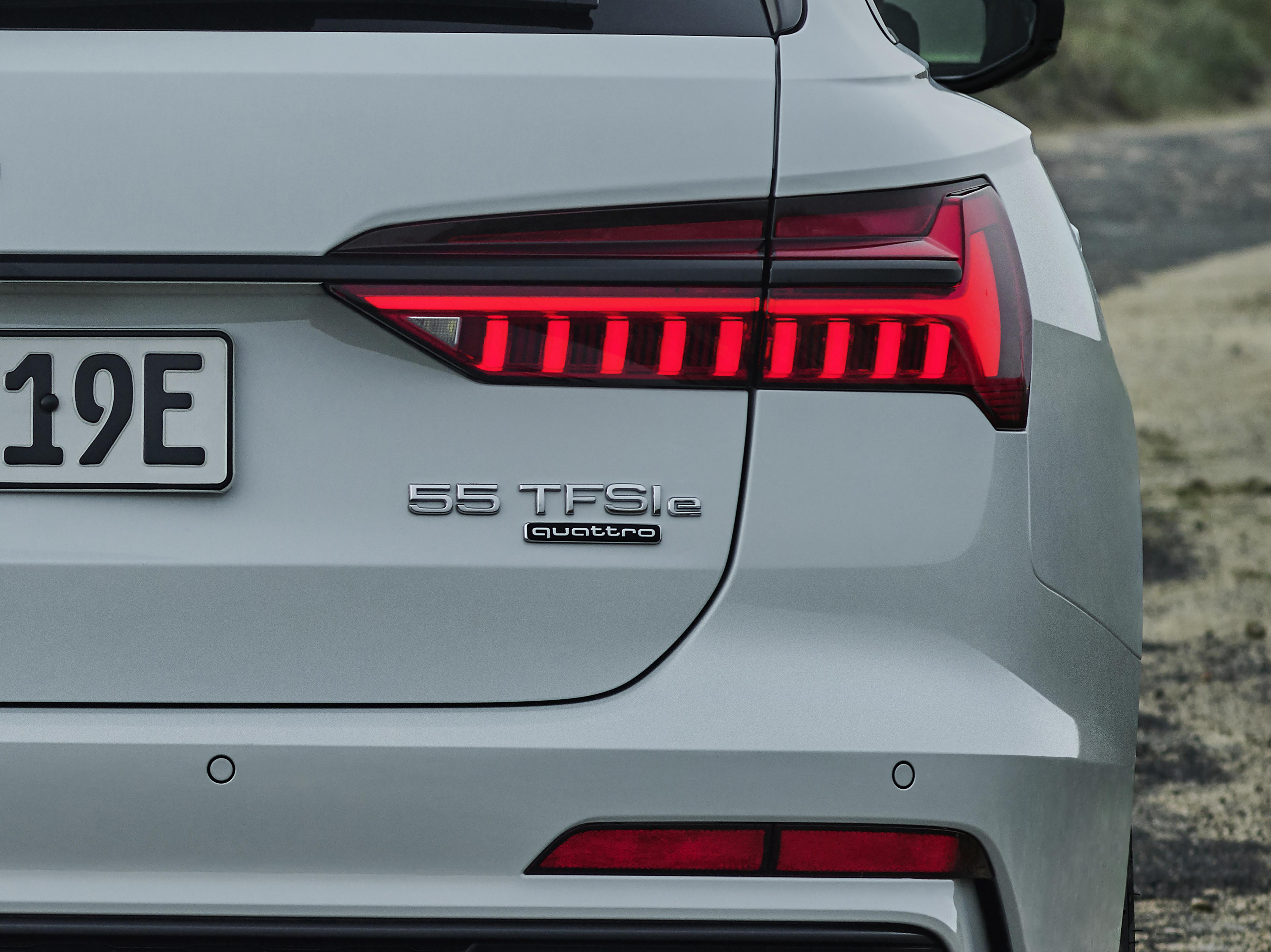 Audi A6 detail