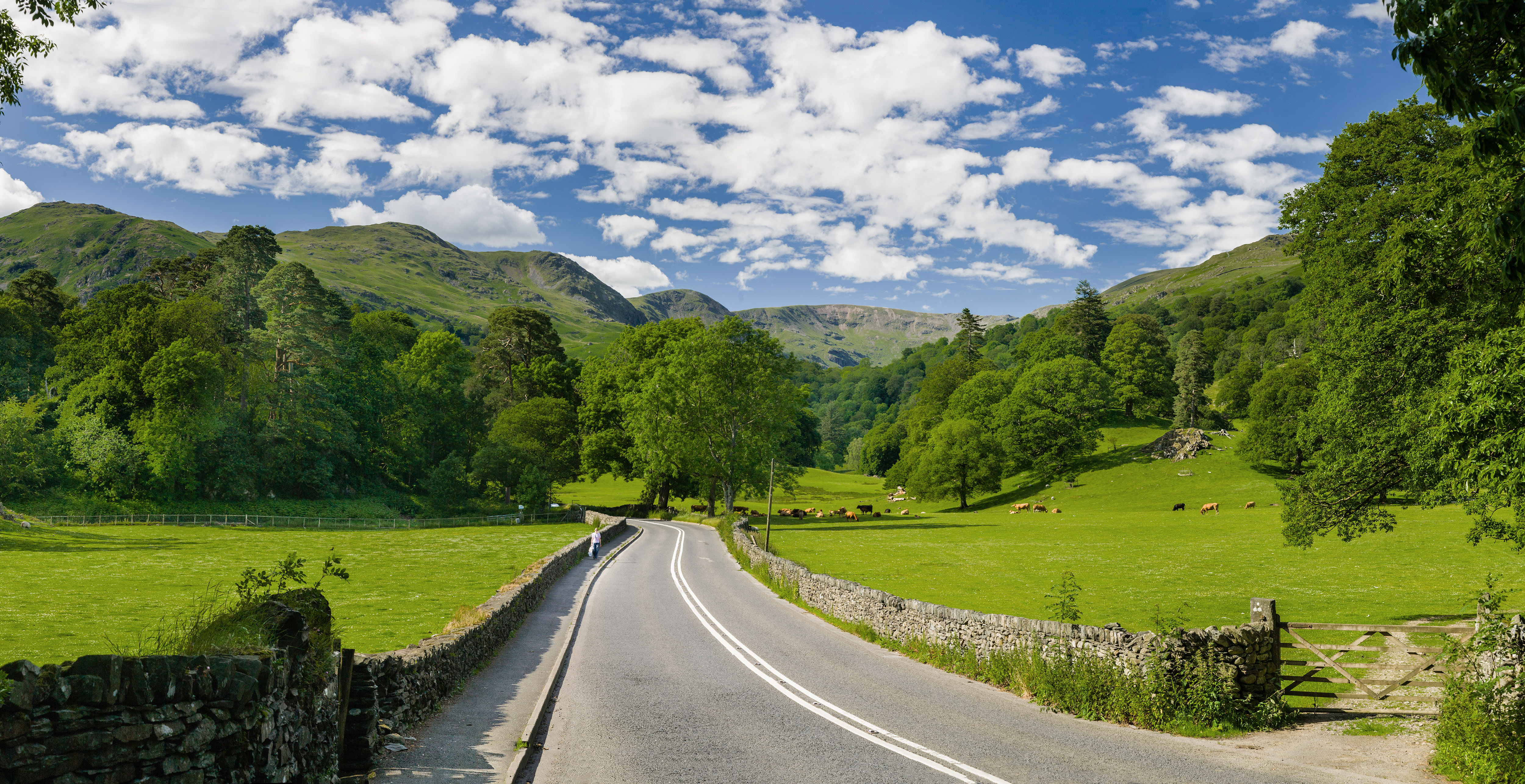 A591 in the Lake District