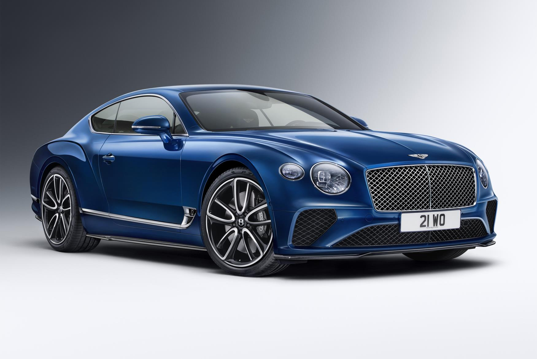 Bentley Continental with Styling Specification
