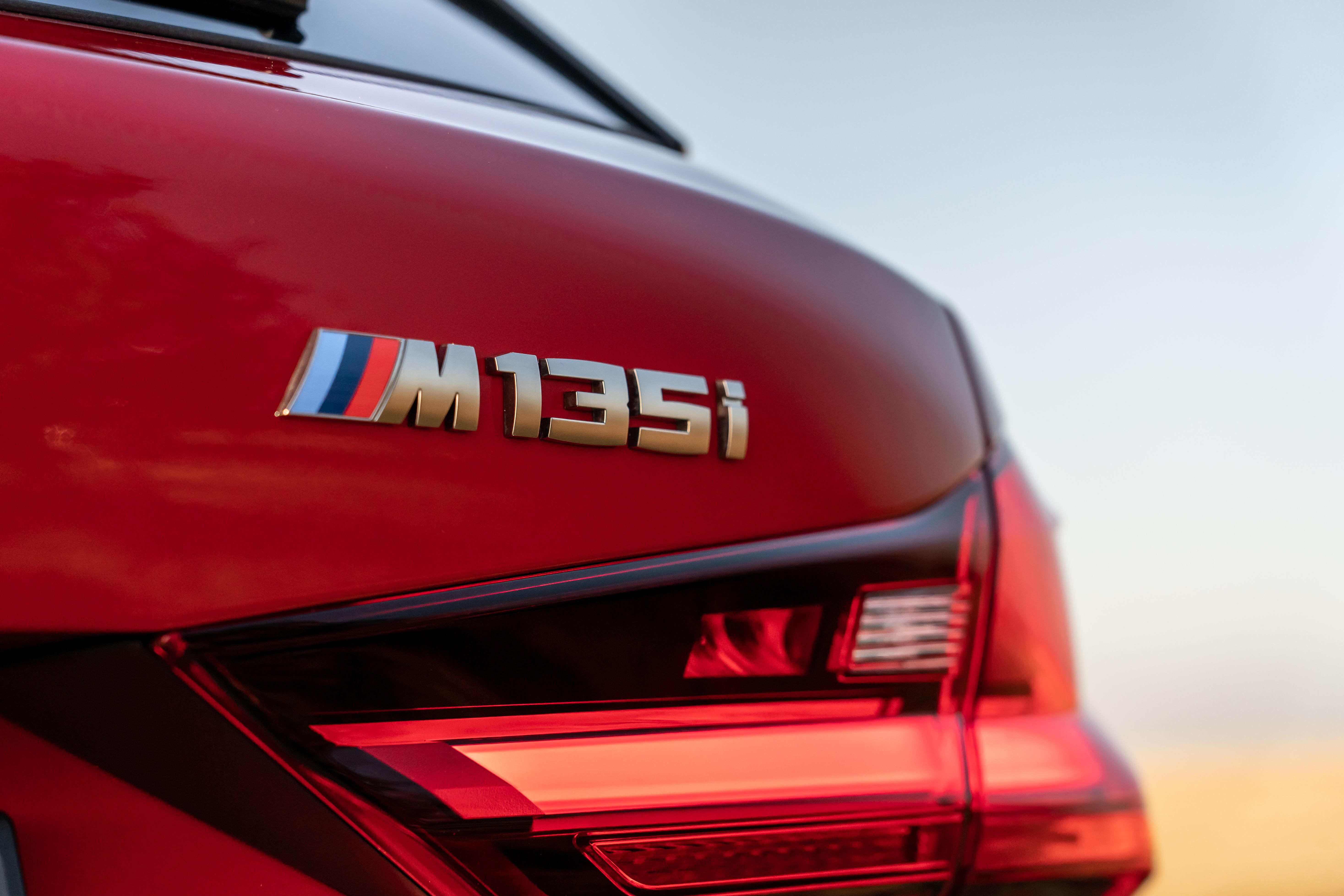 BMW M135i detail