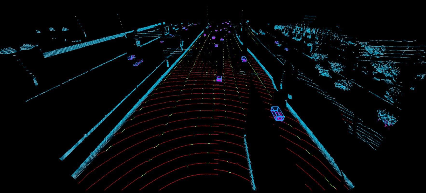 Volvo Luminar Lidar