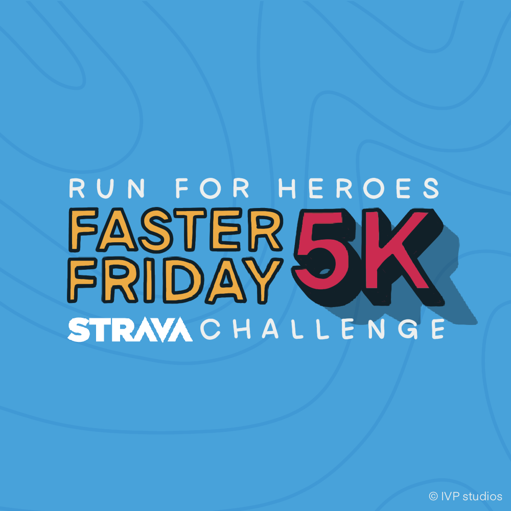 Faster 5K Friday graphic