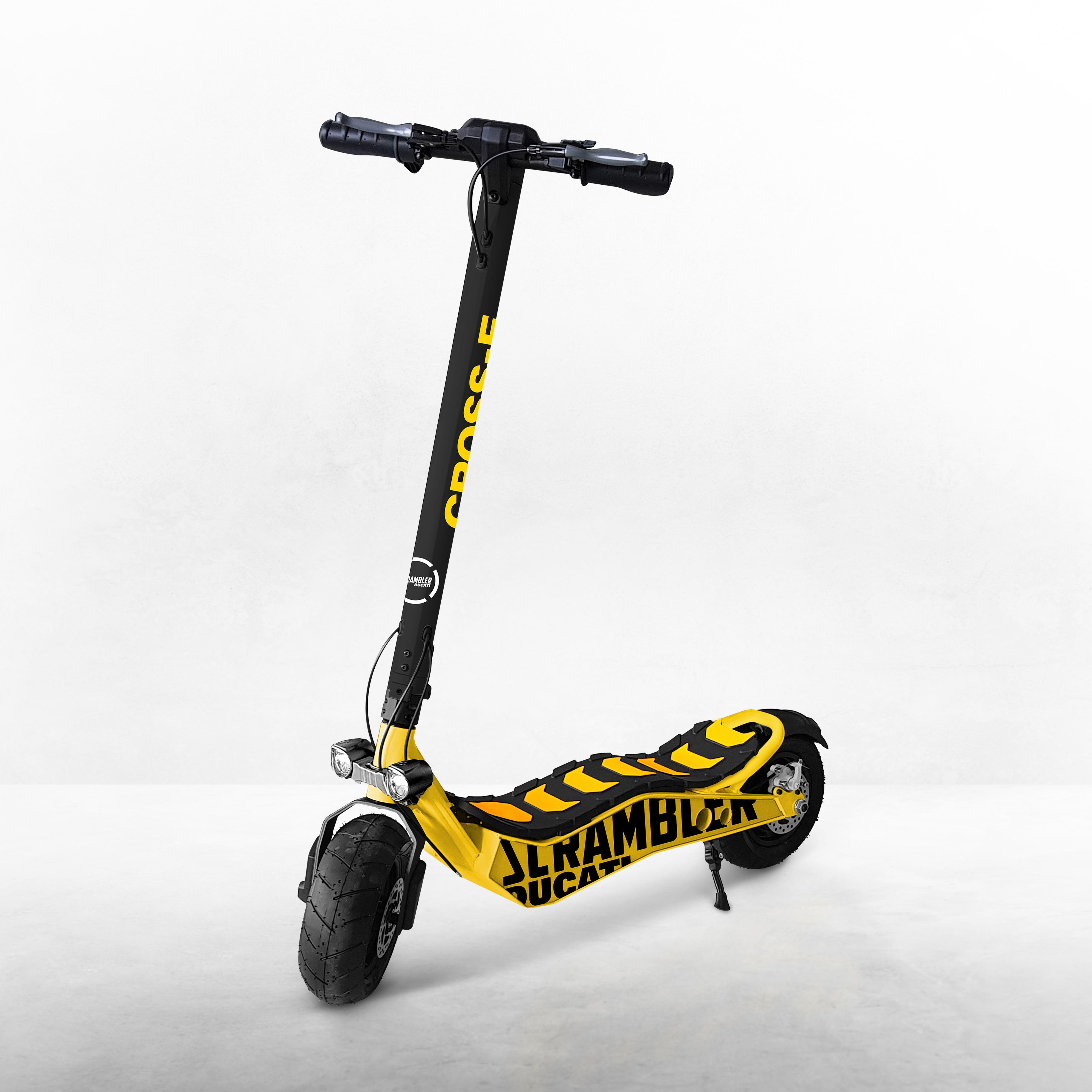 Ducati Scrambler Scooter