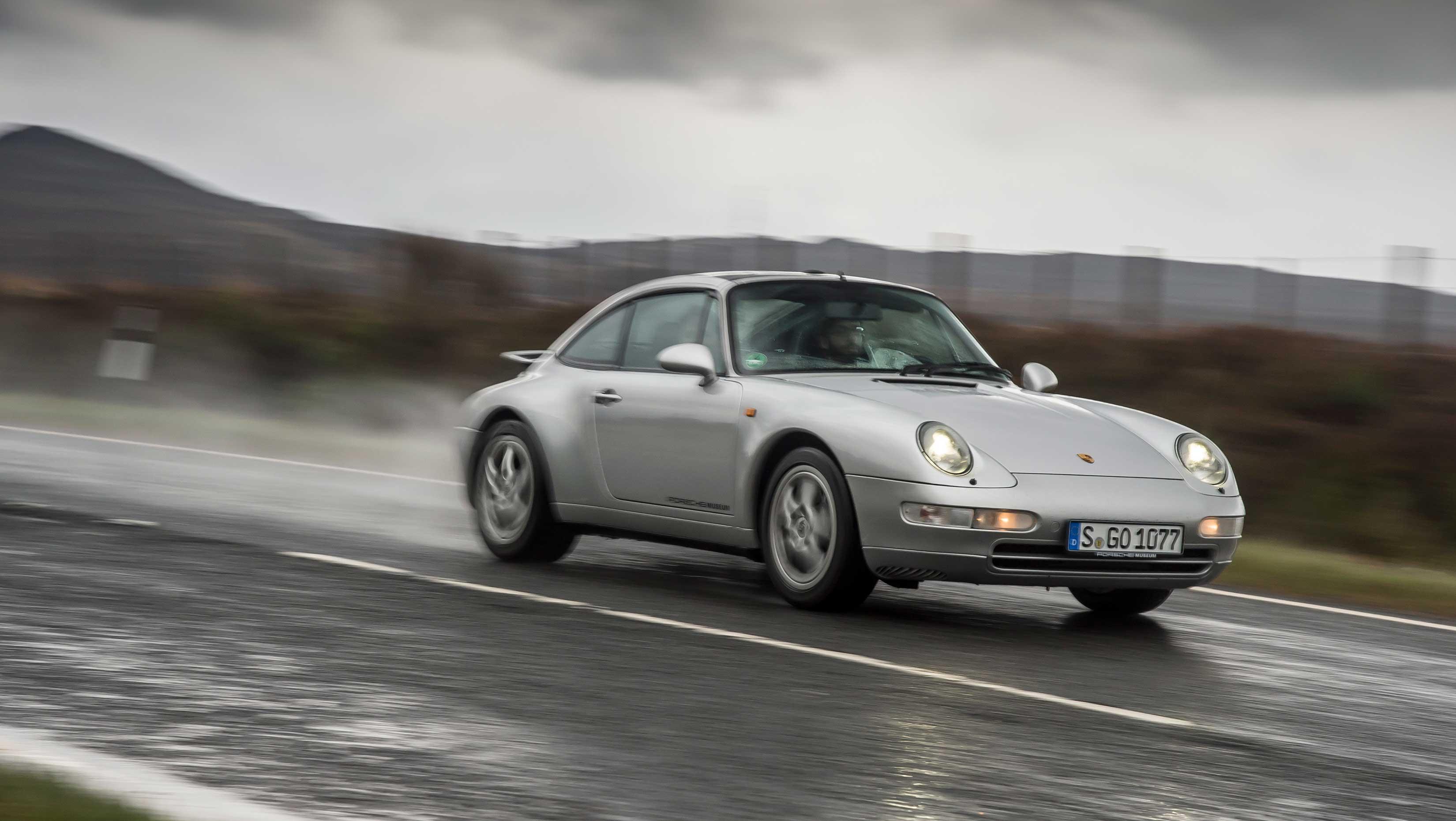 993 Porsche 911 targa