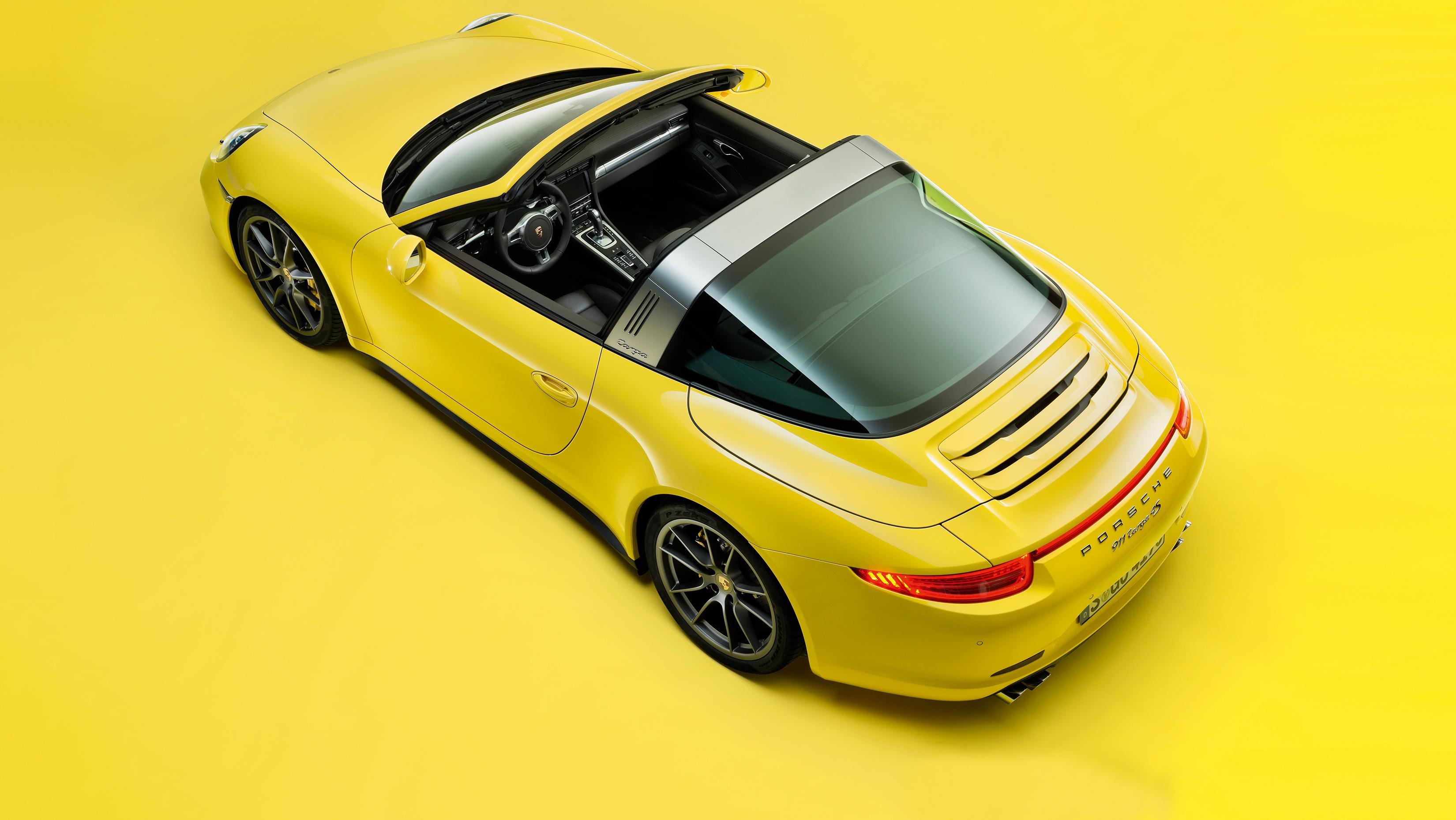 991 Porsche 911 Targa