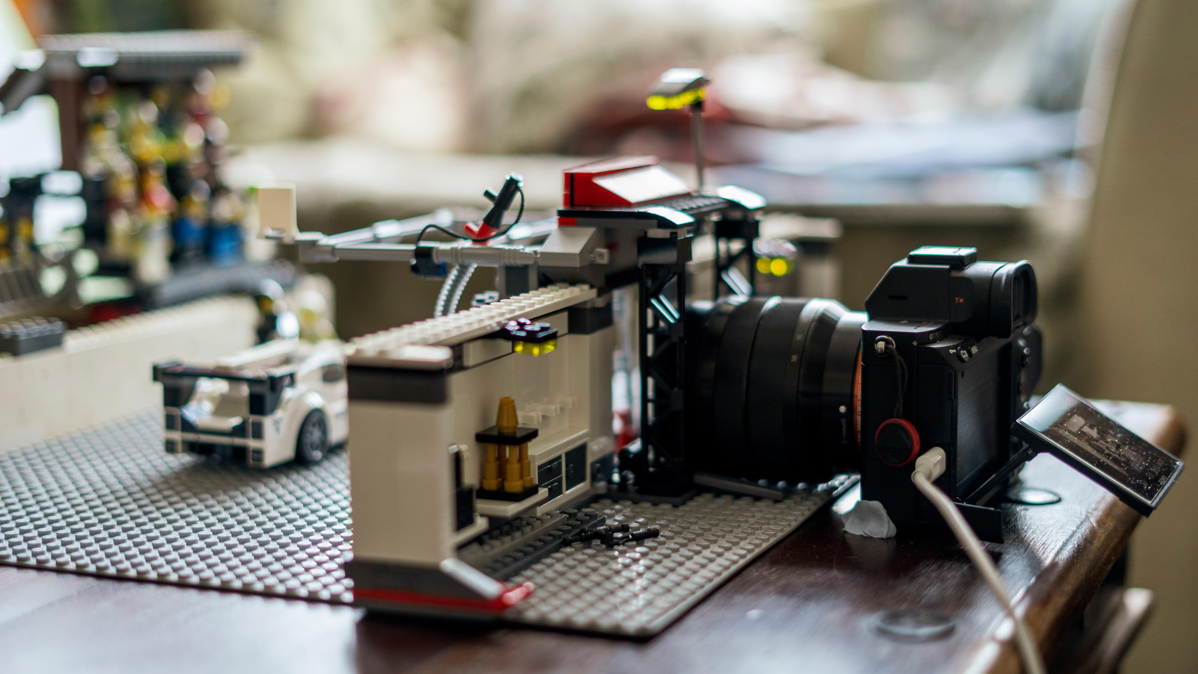 Porsche Lego Photos