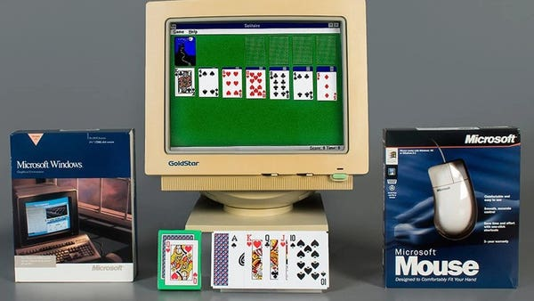 Microsoft marks 30 years of Solitaire on Windows