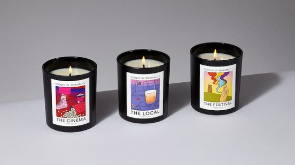 Company supports hospitality workers with candles that smell like the pub